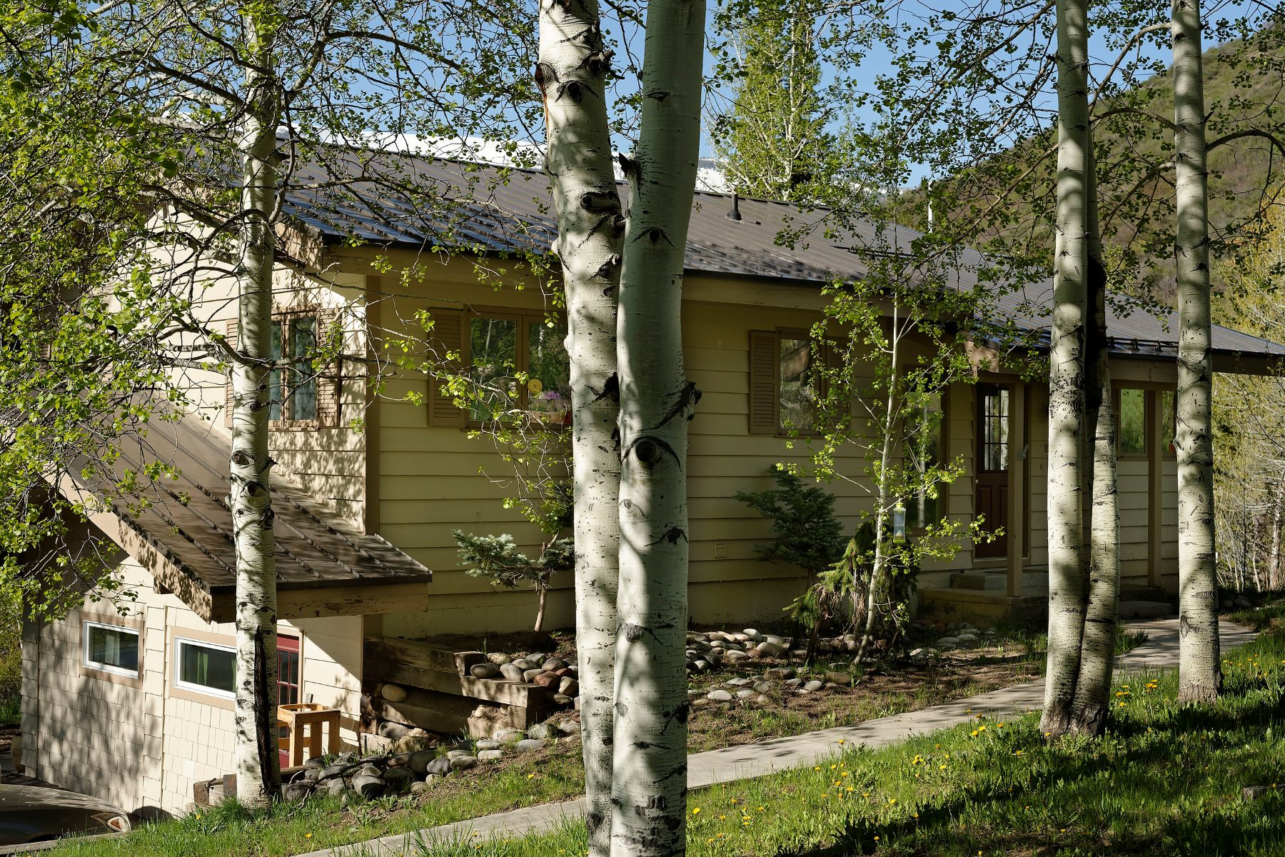 Casa Unifamiliar por un Venta en Melton Ranch Views 84 Lemond Place, Snowmass Village, Colorado, 81615 Estados Unidos