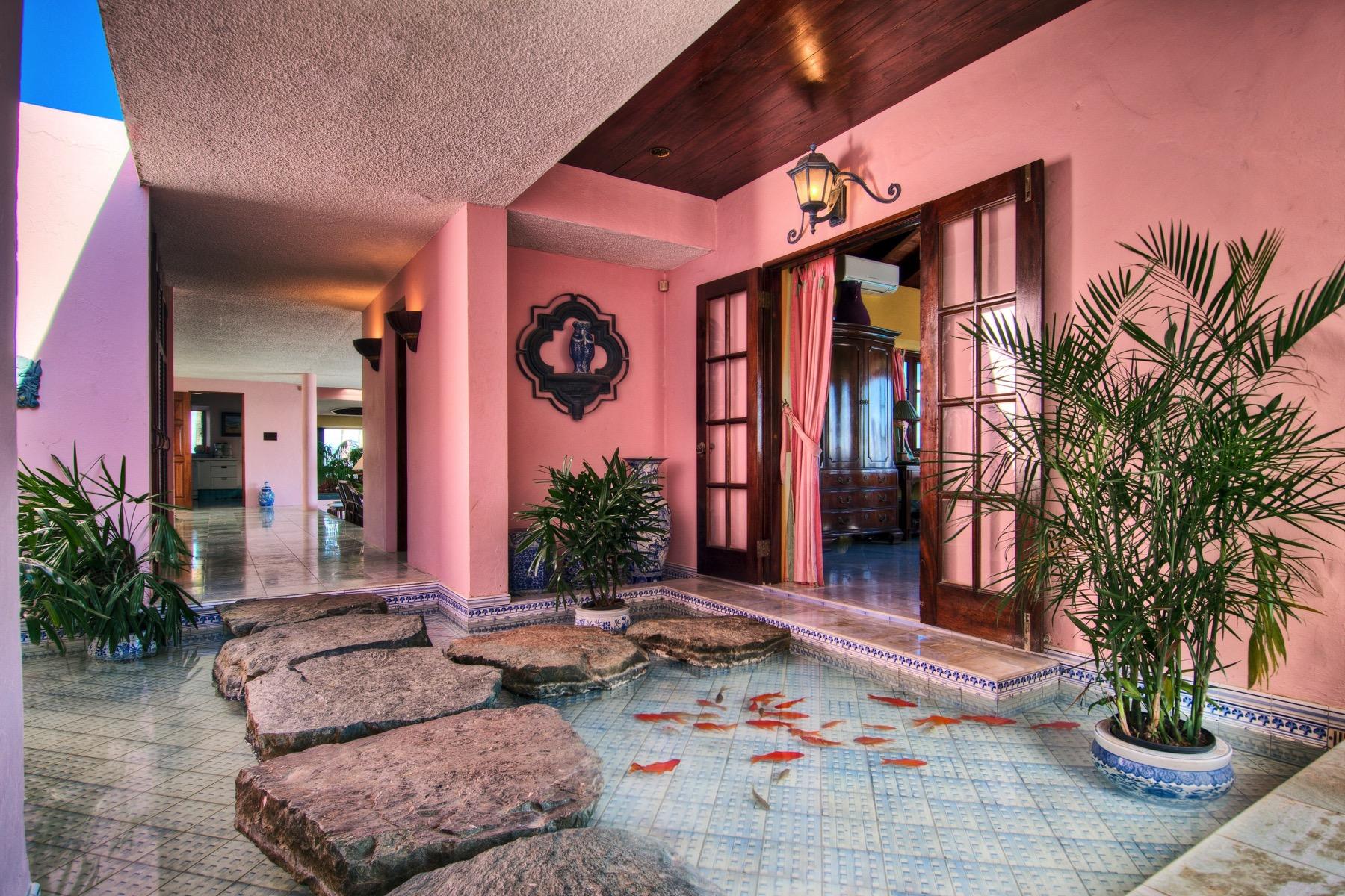 Additional photo for property listing at Rhumb House Nora Hazel Point, Tortola British Virgin Islands