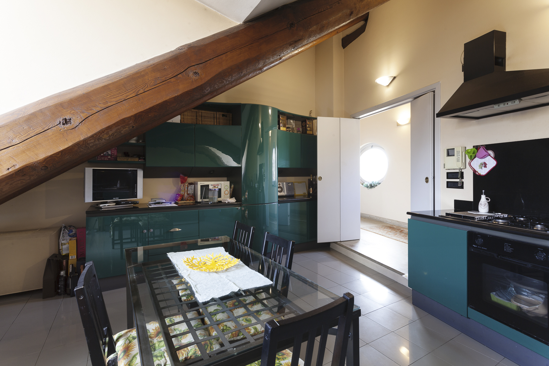 Additional photo for property listing at Exclusive Attic Torino, Turin Italia