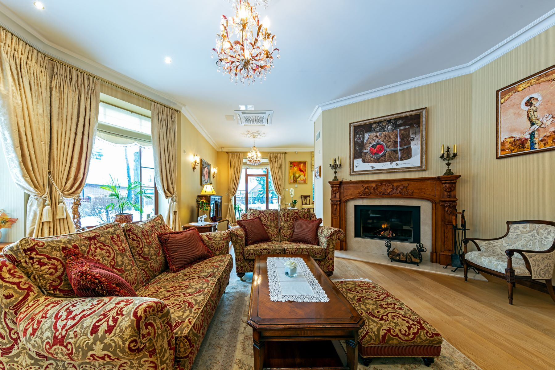 sales property at Outstanding Home of Classical Perfection