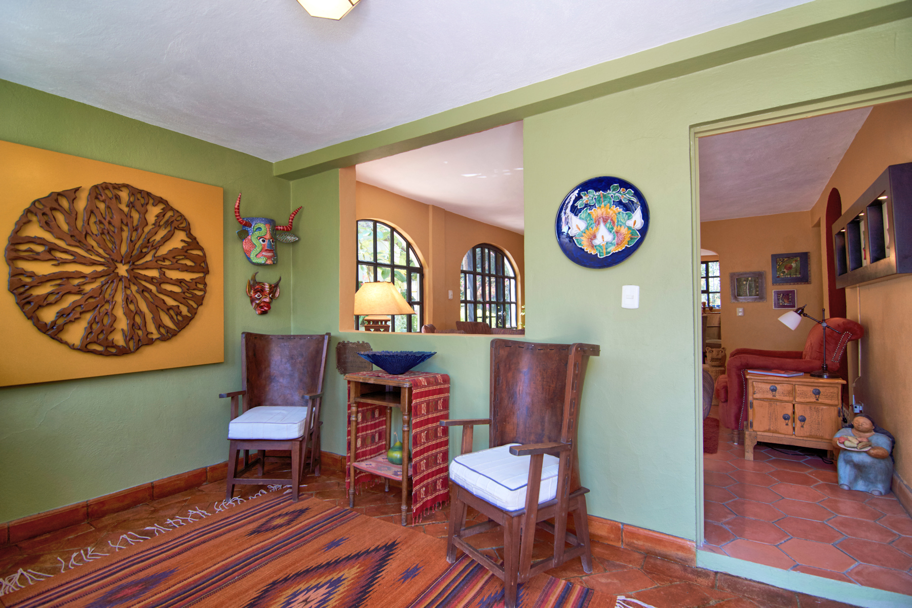 Additional photo for property listing at Casa  Bello Jardin San Miguel De Allende, Guanajuato México