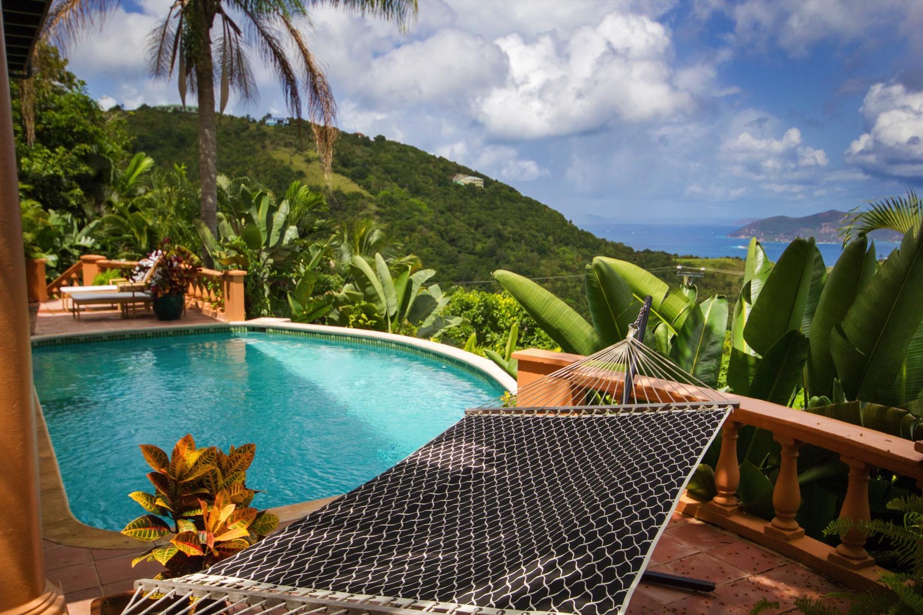 Multi-Family Home for Sale at Villa Delle Palme Greenbank Estate, Tortola British Virgin Islands