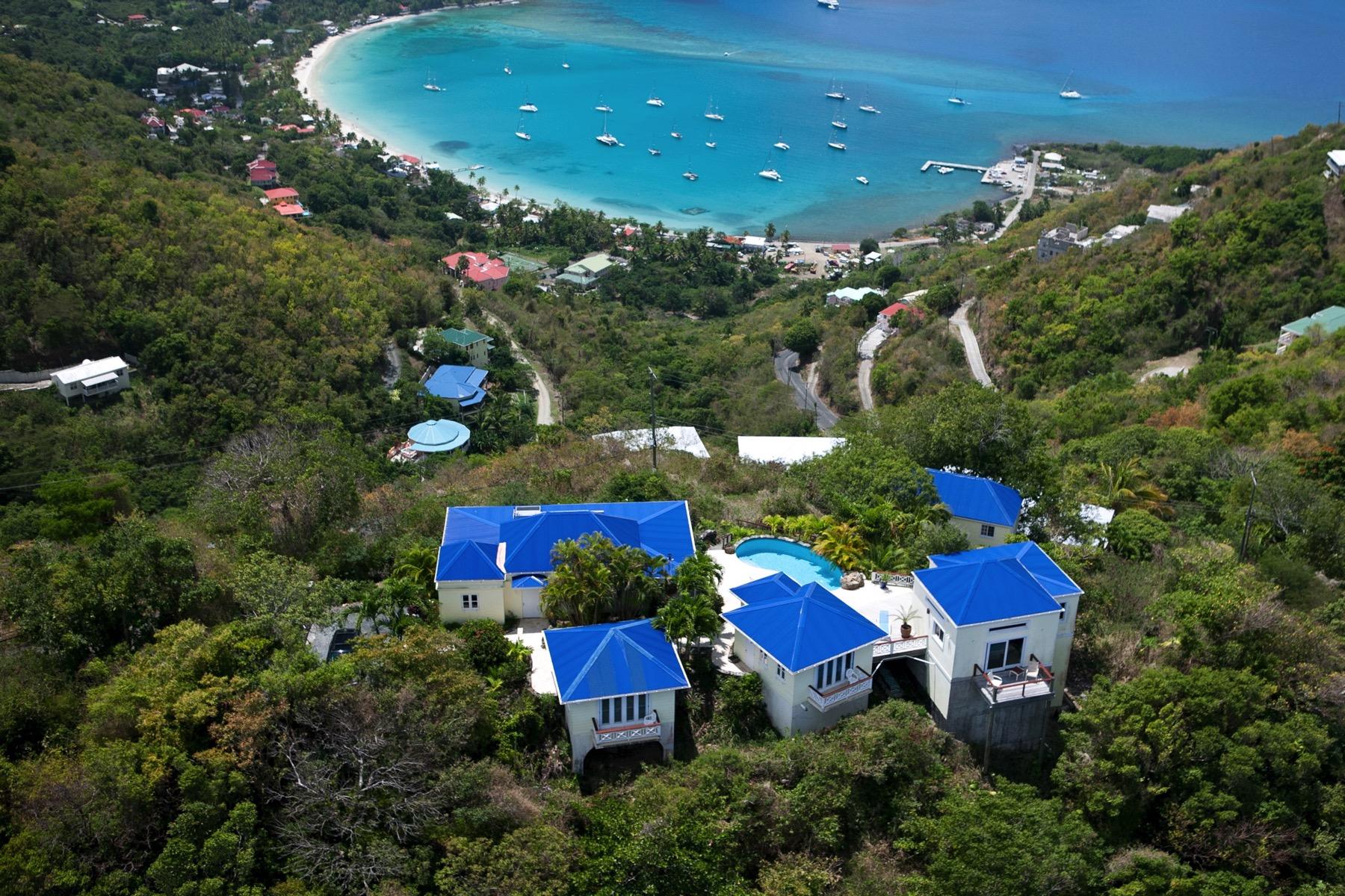 独户住宅 为 销售 在 Bay Watch Brewers Bay, 托尔托拉 英属维尔京群岛