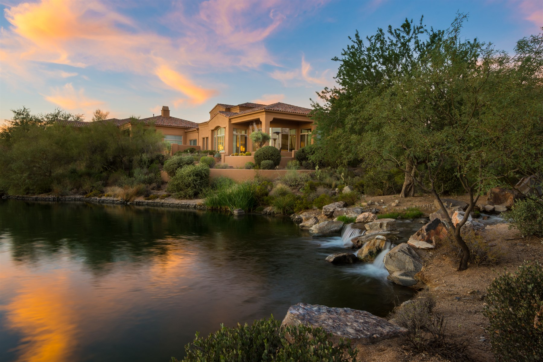 sales property at Lovely townhome in the prestigious gated DC Ranch Country Club