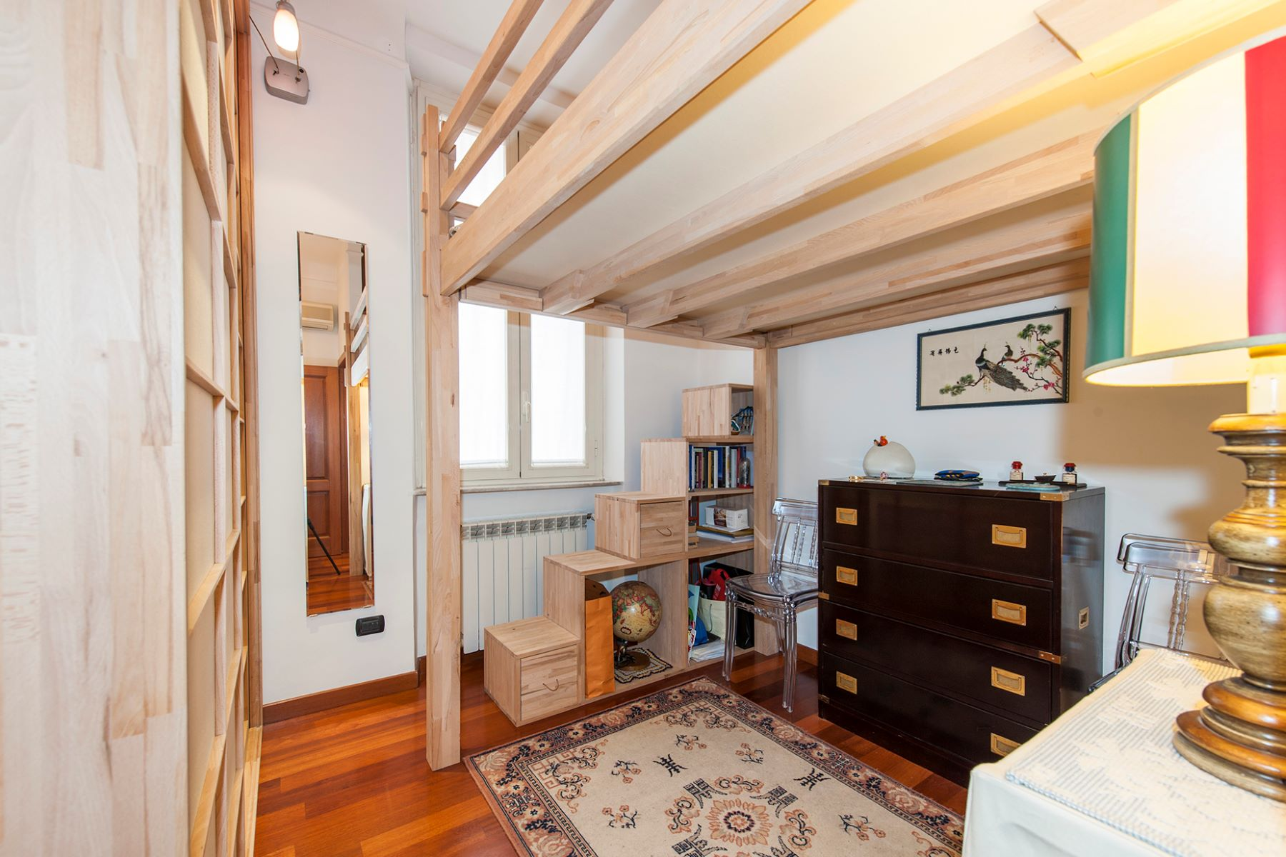 Additional photo for property listing at Finished apartment adjacent to Piazza Indipendenza Rome, Rome Italie