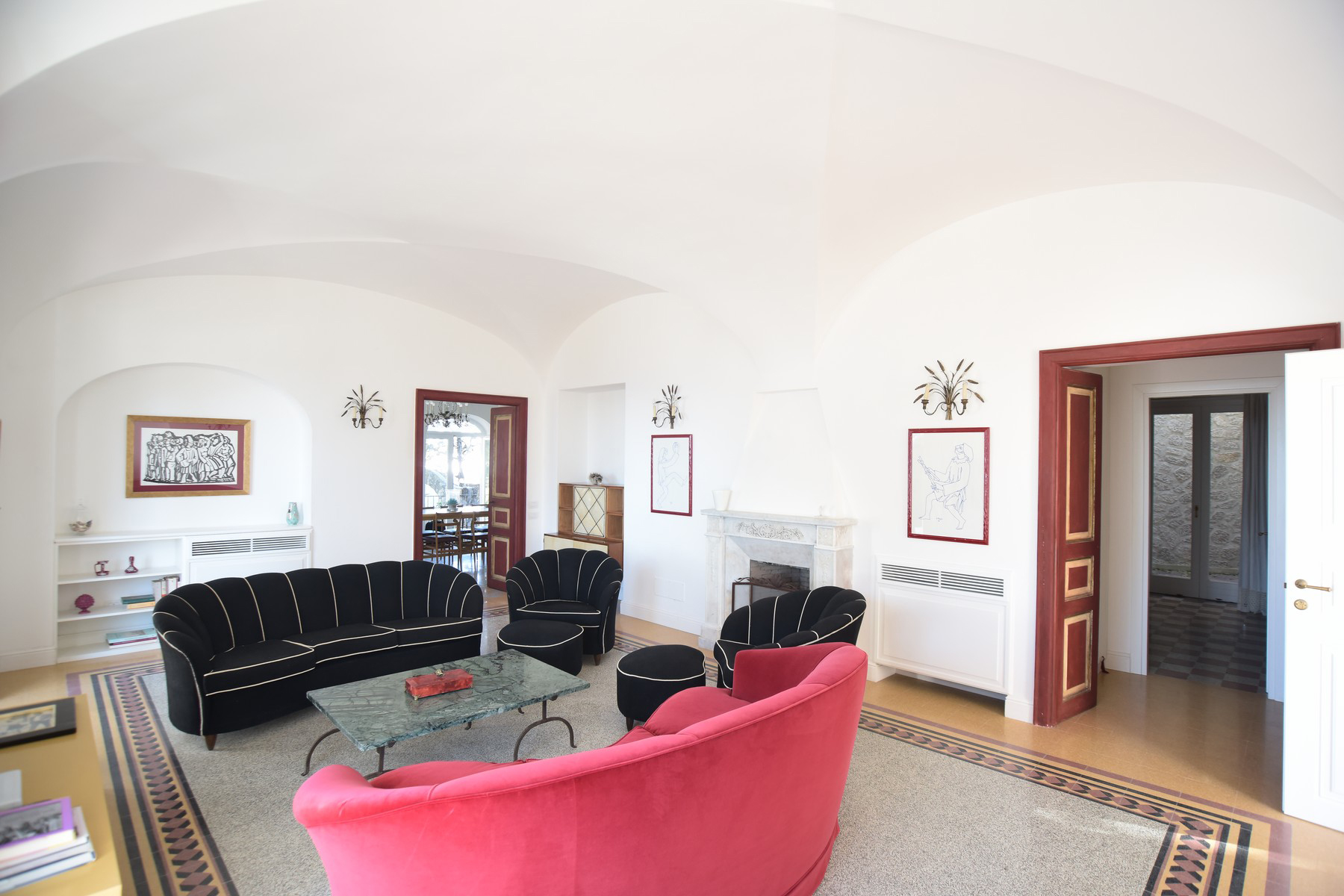Additional photo for property listing at Impressive Villa in the heart of Capri Capri, Naples Italia