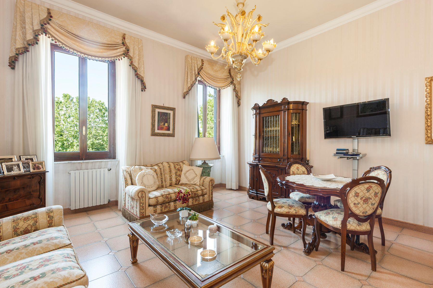 Apartment for Sale at Apartment in an exclusive building Ariccia, Rome Italy
