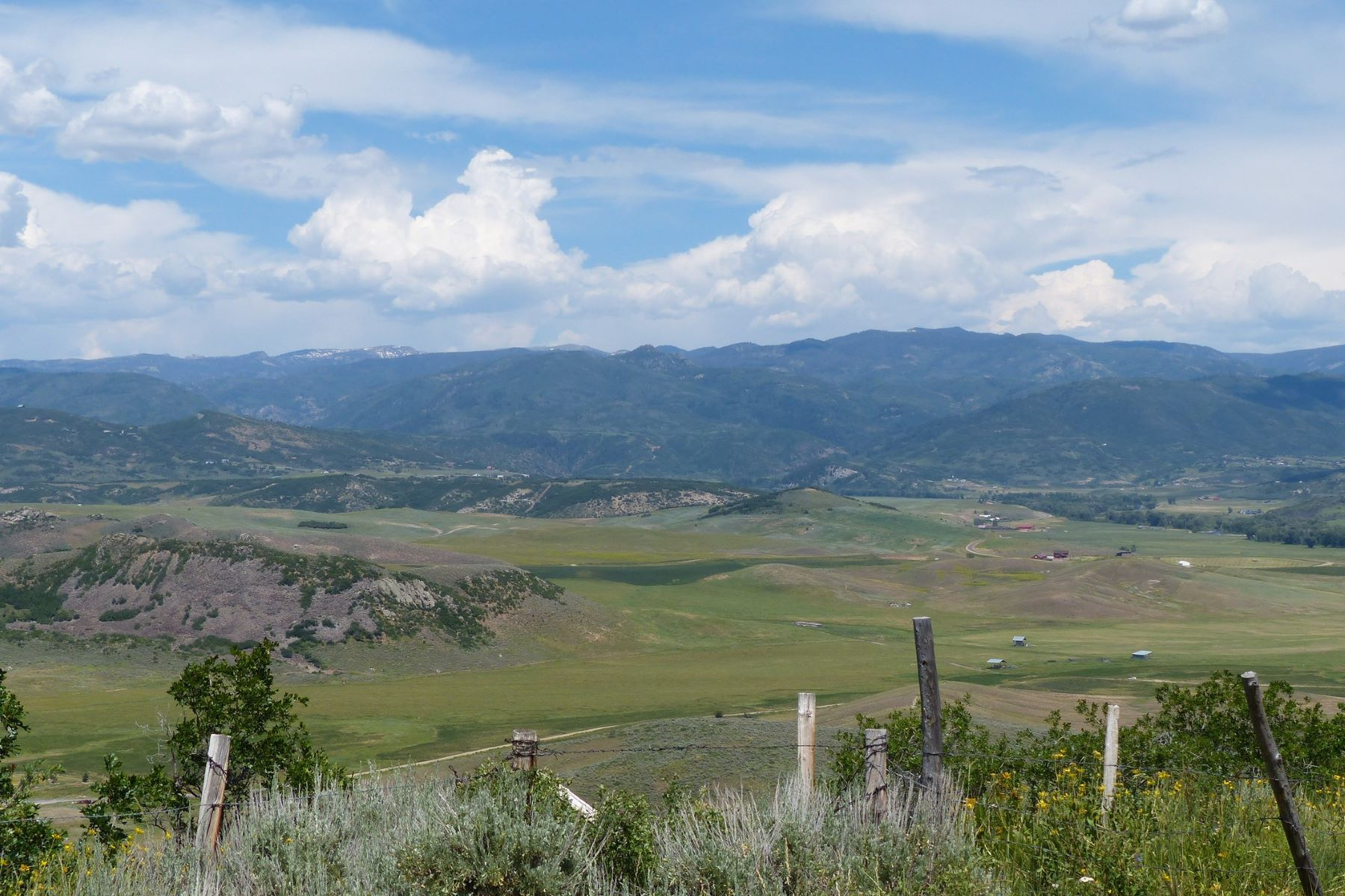 Terrain pour l Vente à 35 ACRES WITH TOP OF THE WORLD VIEWS TBD RCR 46 Steamboat Springs, Colorado 80487 États-Unis