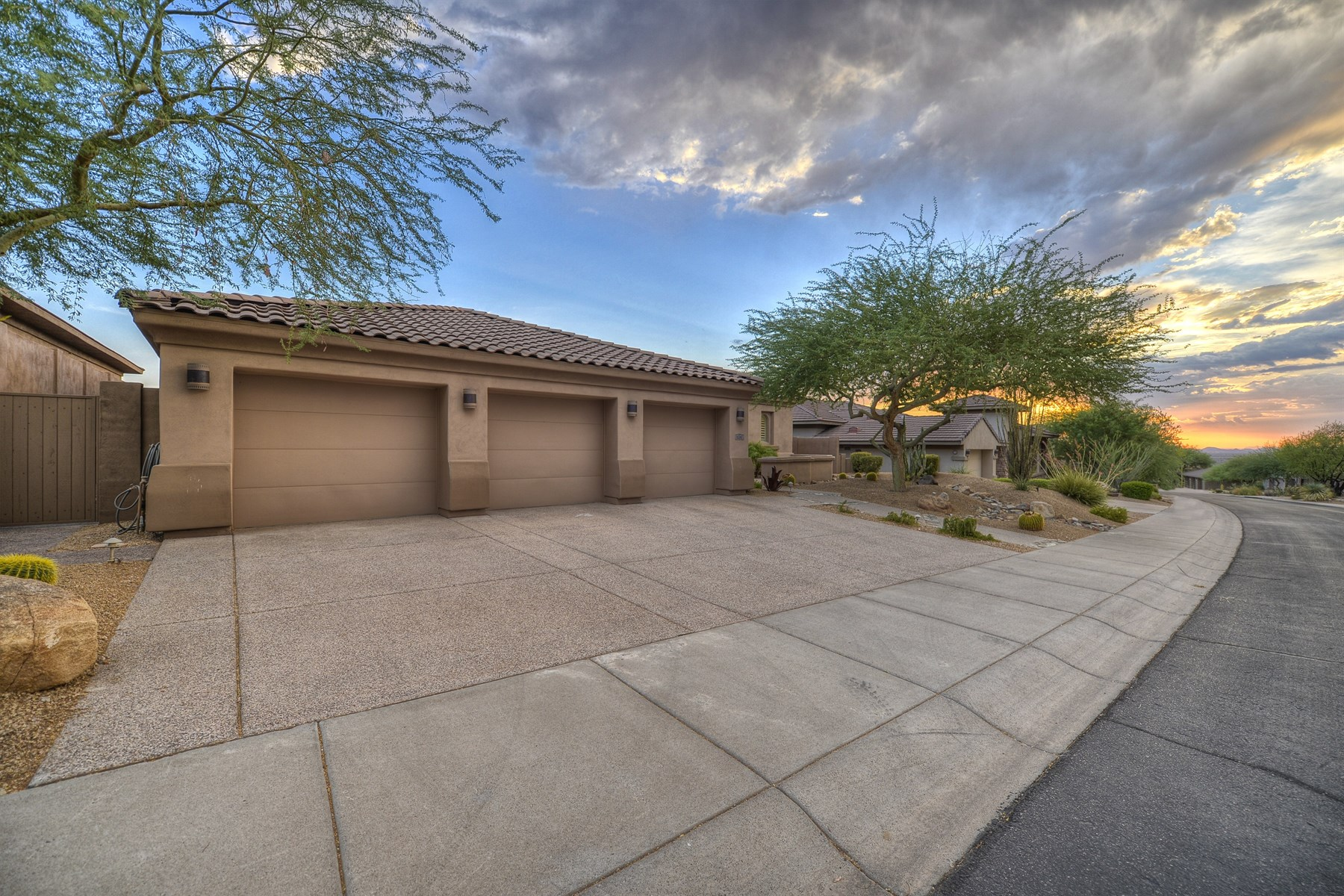 sales property at Beautifully maintained and decorated soft contemporary home in Scottsdale
