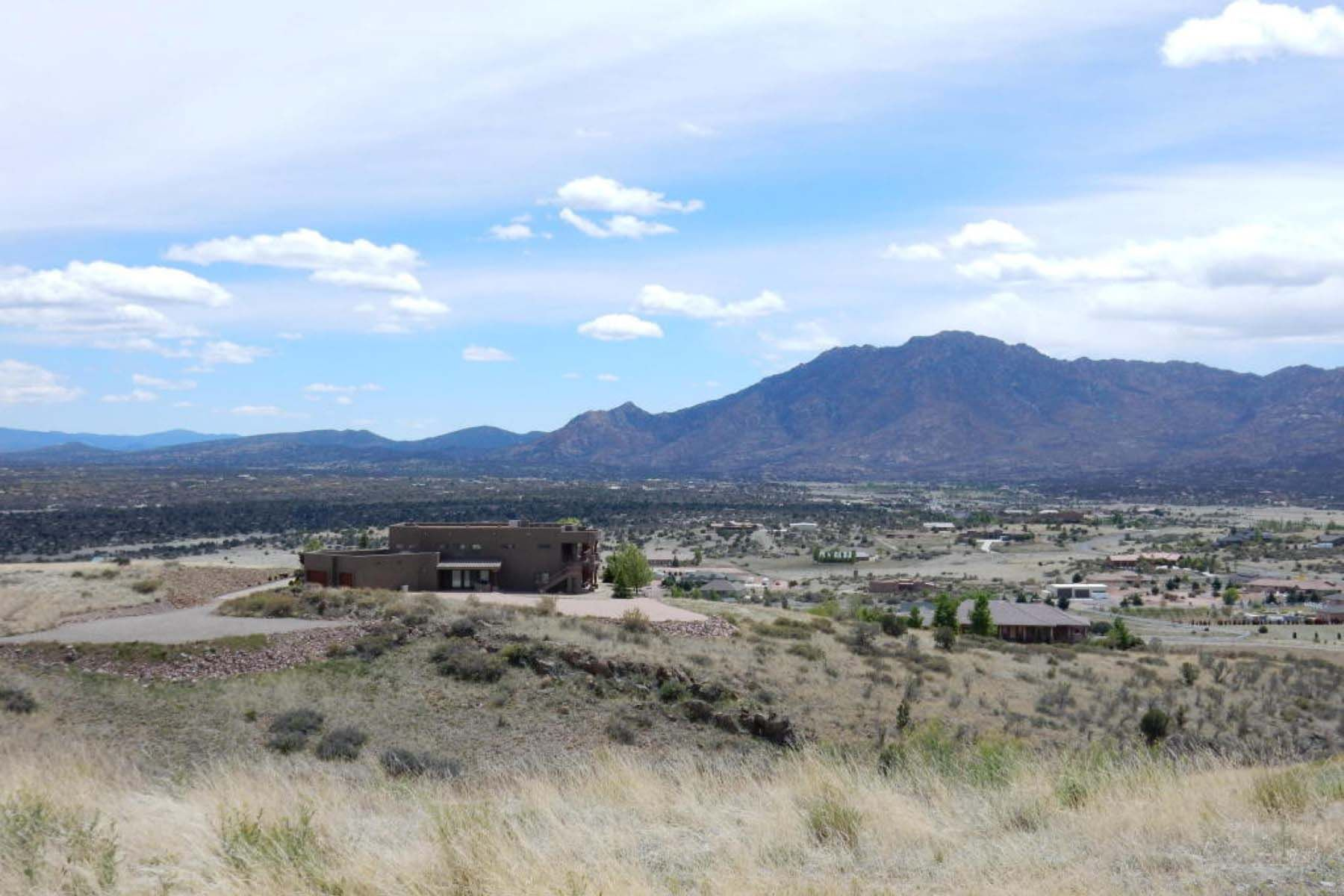Land for Sale at Great views of granite mountain. 3800 W Orions Belt Drive Prescott, Arizona, 86305 United States