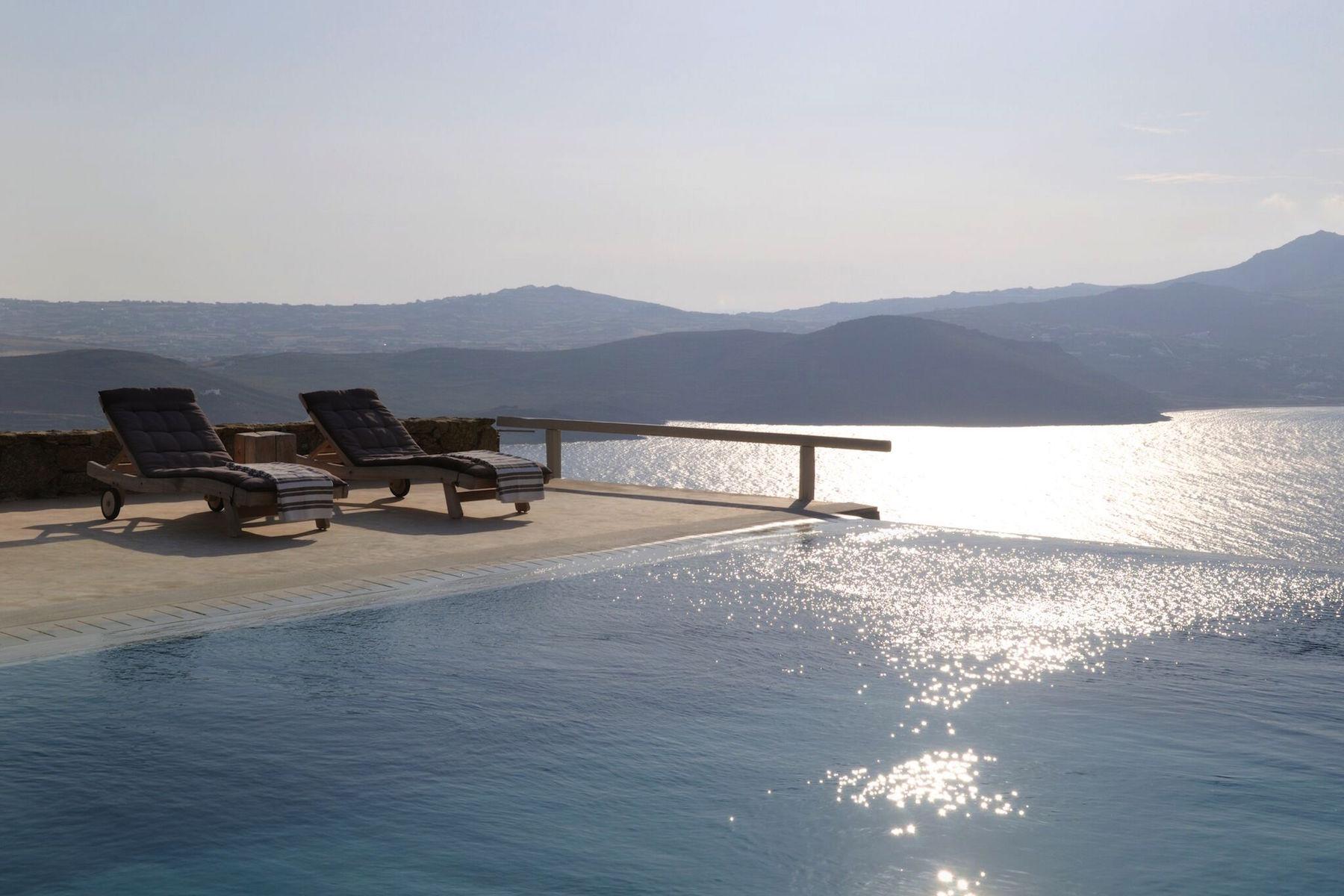 Vivienda unifamiliar por un Venta en Oceda Ftelia Oceda Mykonos, Egeo Meridional, 84600 Grecia