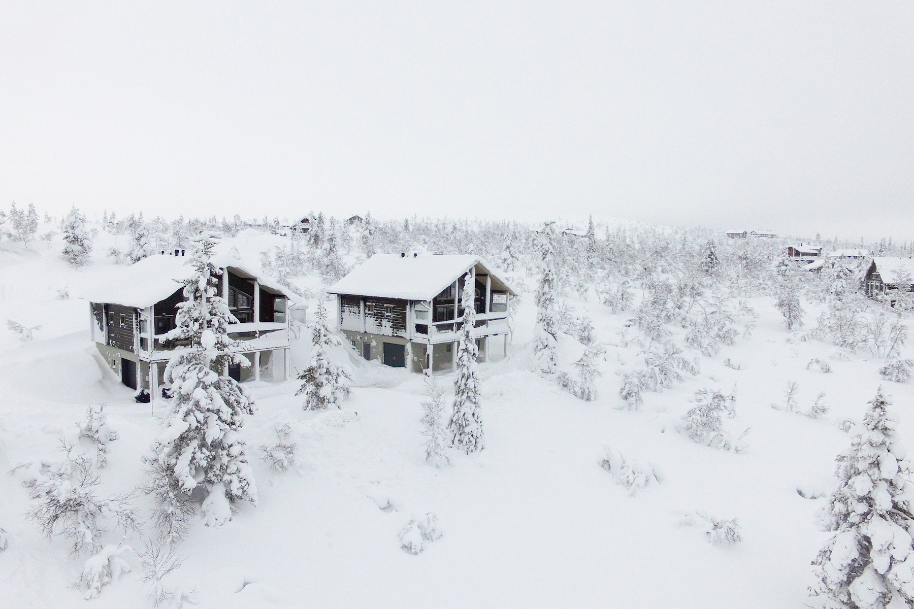 Single Family Home for Sale at Arctic Lumo Tuohitie 3 B Other Cities In Finland, Cities In Finland, 99830 Finland