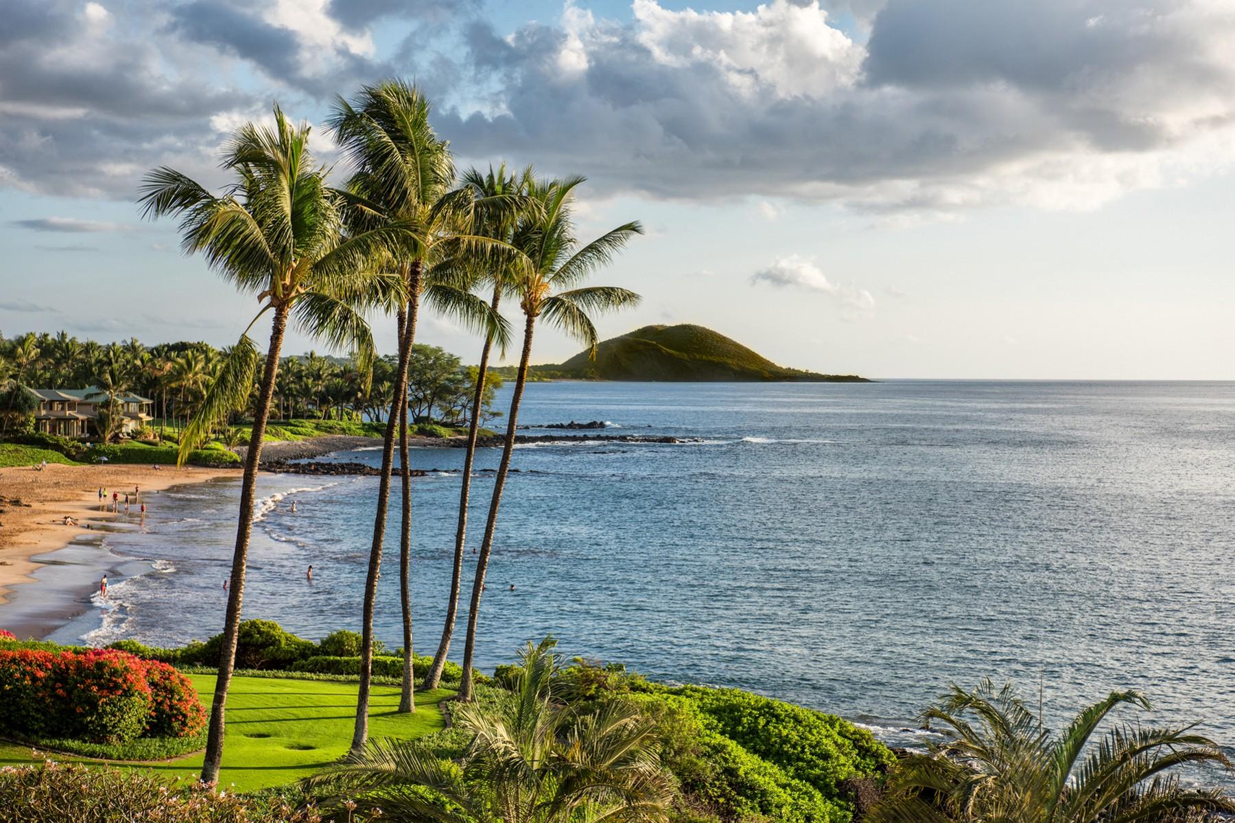 Kat Mülkiyeti için Satış at Wailea's Finest 4000 Wailea Alanui Drive, Wailea Point 1401 Wailea, Hawaii, 96753 Amerika Birleşik Devletleri