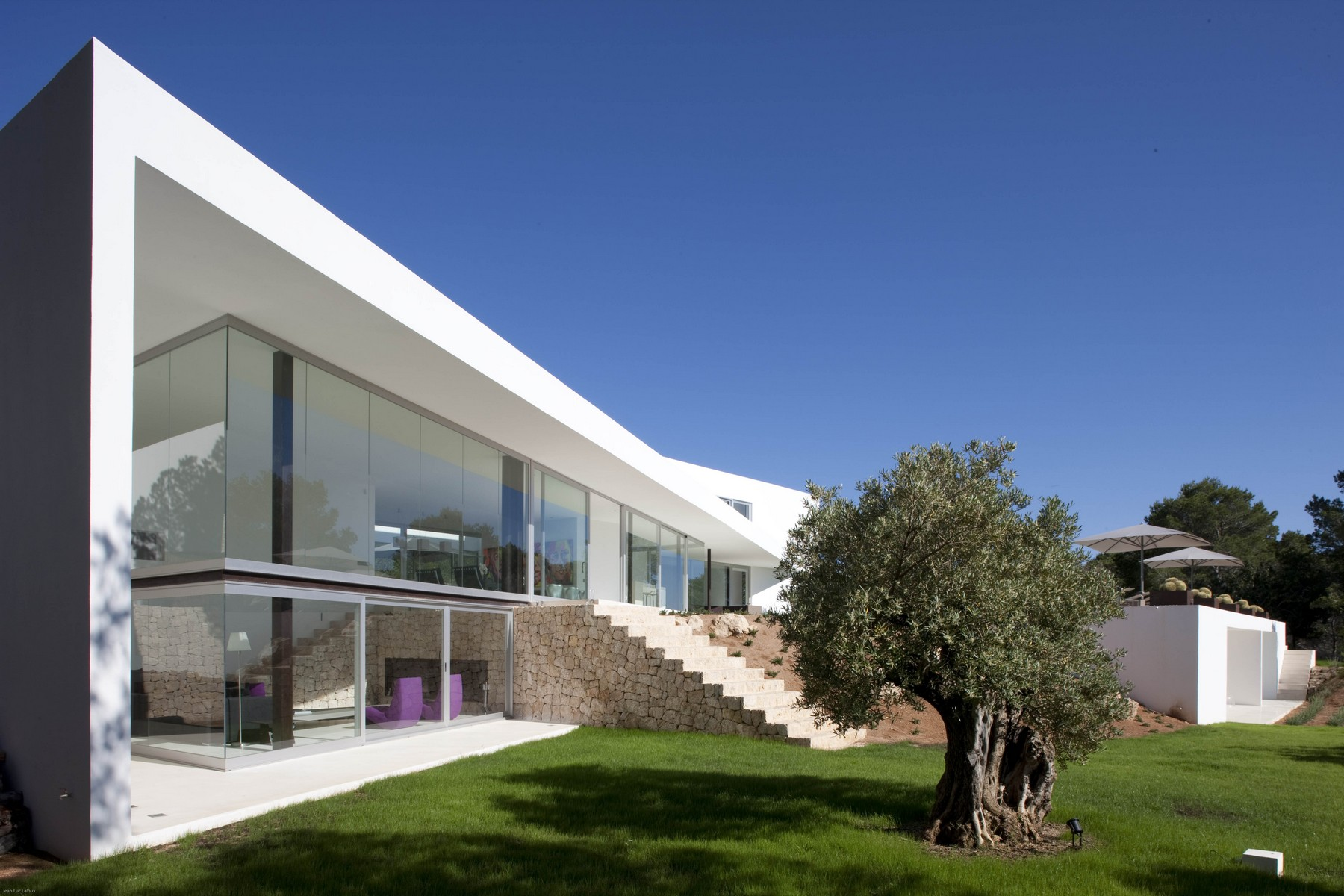 Moradia para Venda às Luxury Designer Villa with Sea and Sunset views San Antonio, Ibiza, 07830 Espanha