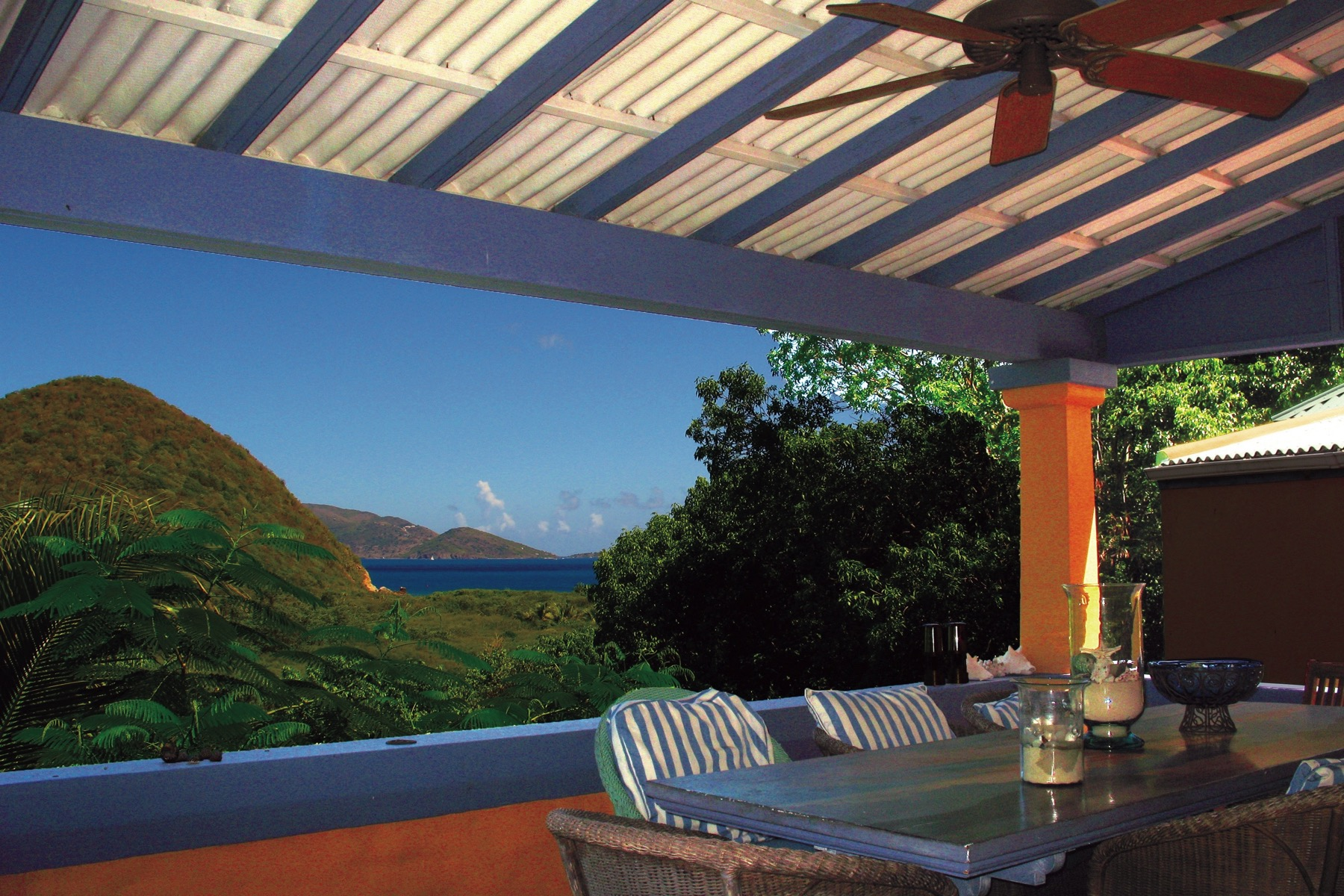 واحد منزل الأسرة للـ Sale في Limeberry House Belmont, Tortola British Virgin Islands