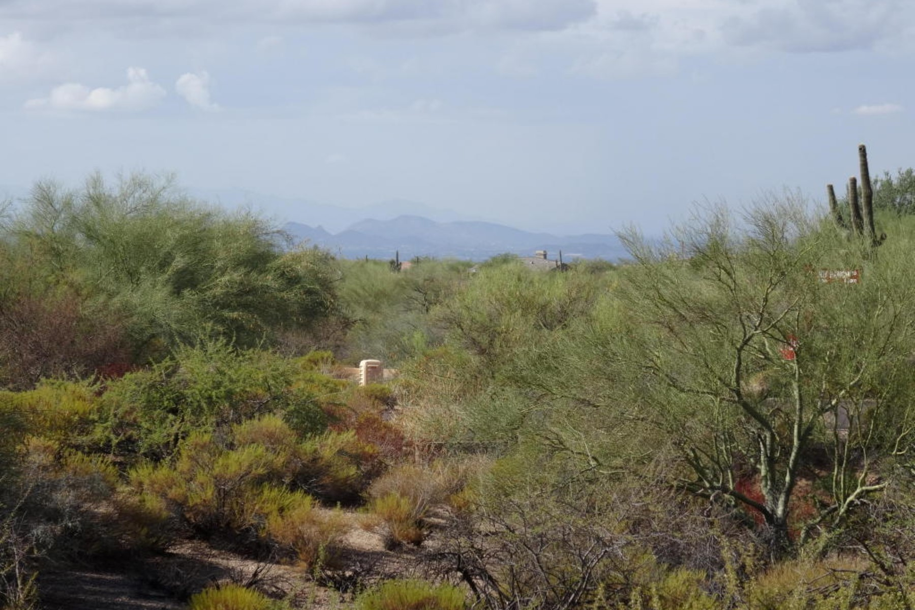 sales property at Nice entry level site with valley views and a southwest orientation