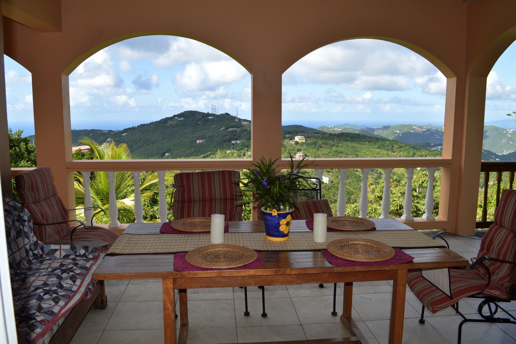 واحد منزل الأسرة للـ Sale في Sage Mountain House Sage Mountain, Tortola British Virgin Islands