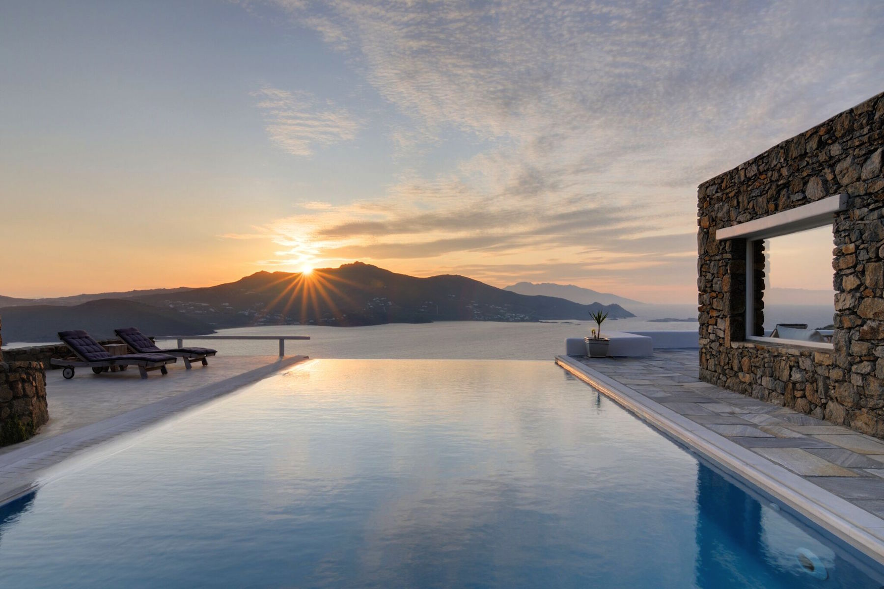 Single Family Home for Sale at Oceda Ftelia Oceda Mykonos, Southern Aegean, 84600 Greece