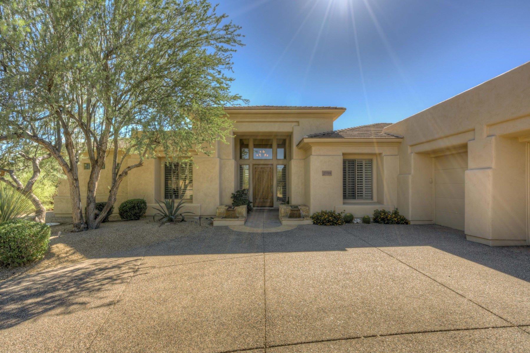 一戸建て のために 売買 アット Beautiful and bright home in North Scottsdale 27198 N 73rd St Scottsdale, アリゾナ, 85266 アメリカ合衆国