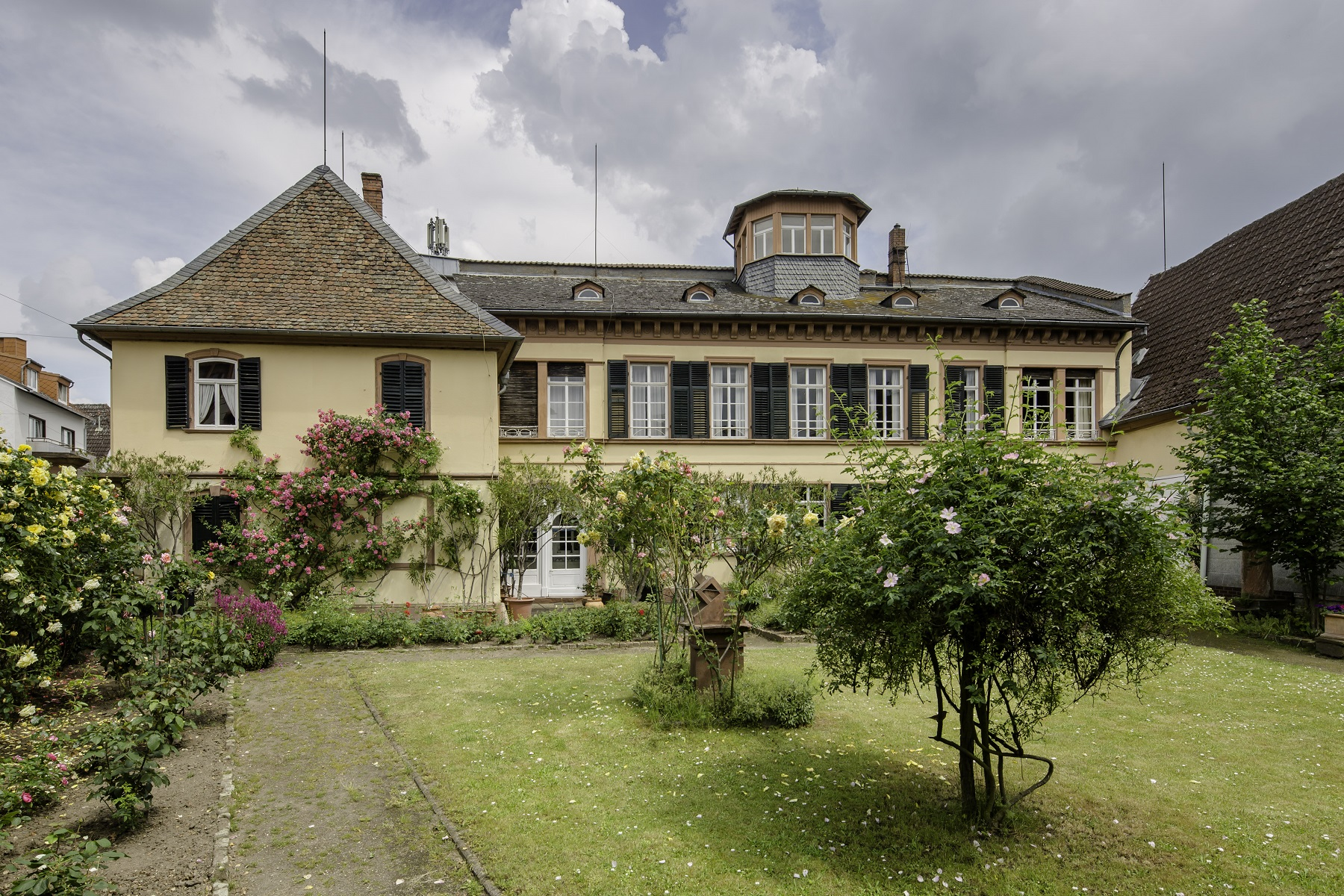 sales property at Historic Building Ensemble Dated Back to 18th Century