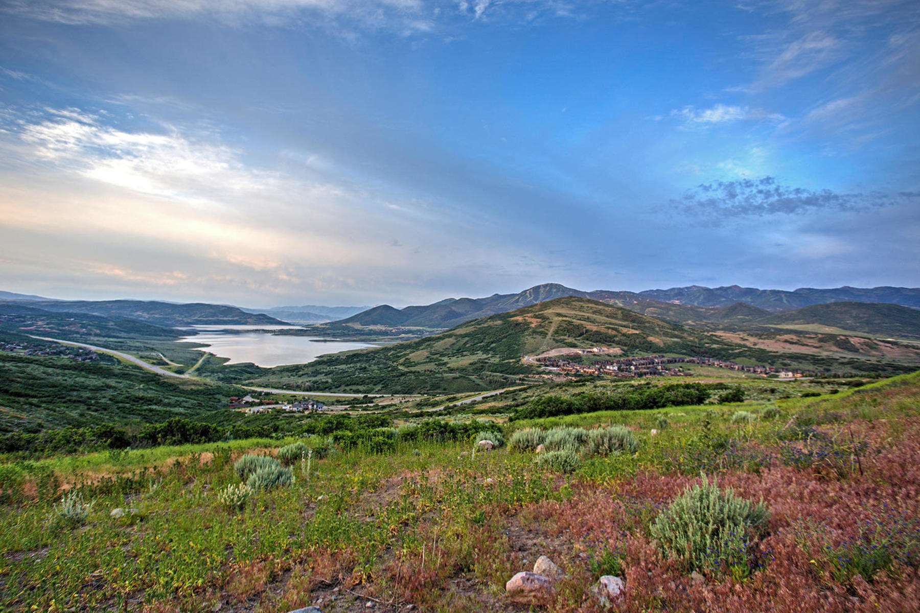 Land for Sale at Come Experience the Gated Community of Deer Vista 13710 N Deer Canyon Dr Lot 25 Heber City, Utah, 84032 United States
