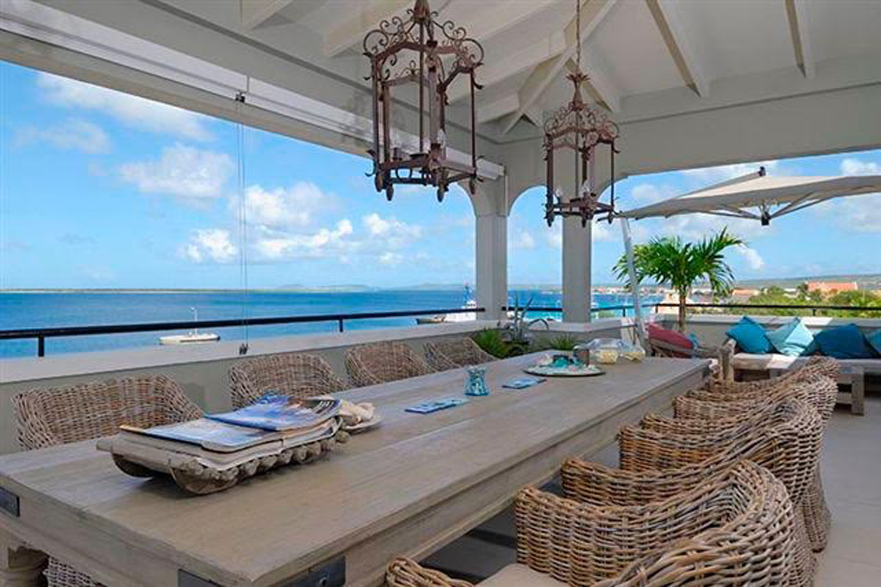 Single Family Home for Sale at Penthouse The Shore Kralendijk, Bonaire
