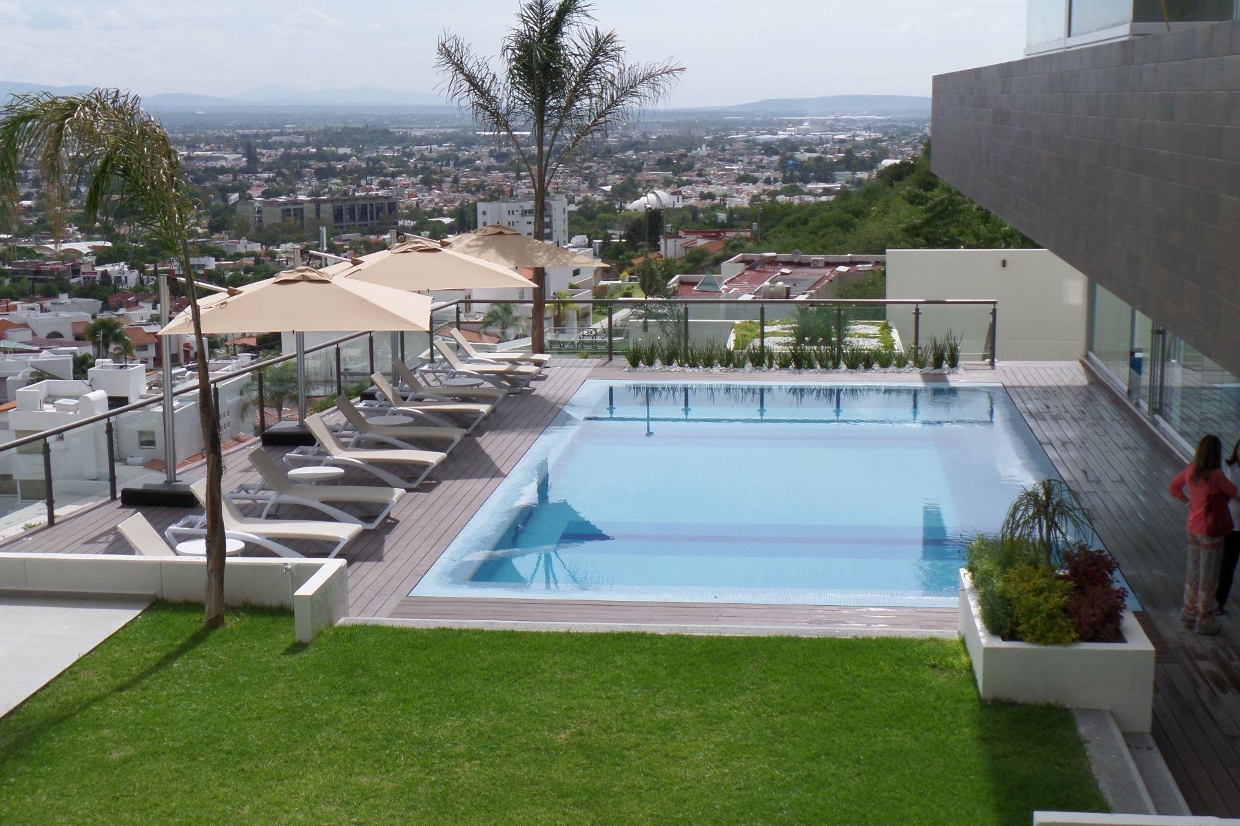 Casa Unifamiliar por un Alquiler en Campanario Elite 62 Querétaro, Querétaro México