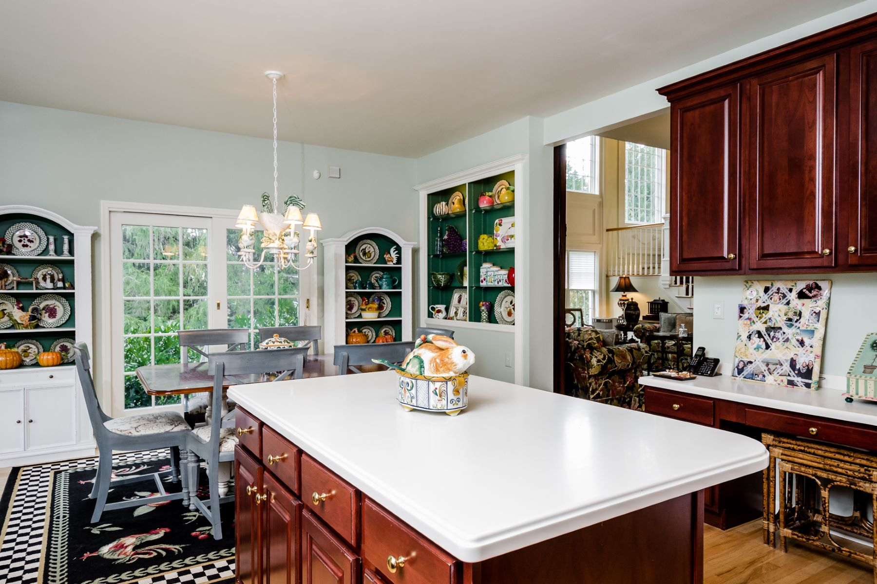 Additional photo for property listing at Inspired Elegance - Montgomery Township 10 Banyan Road Skillman, Nueva Jersey 08558 Estados Unidos