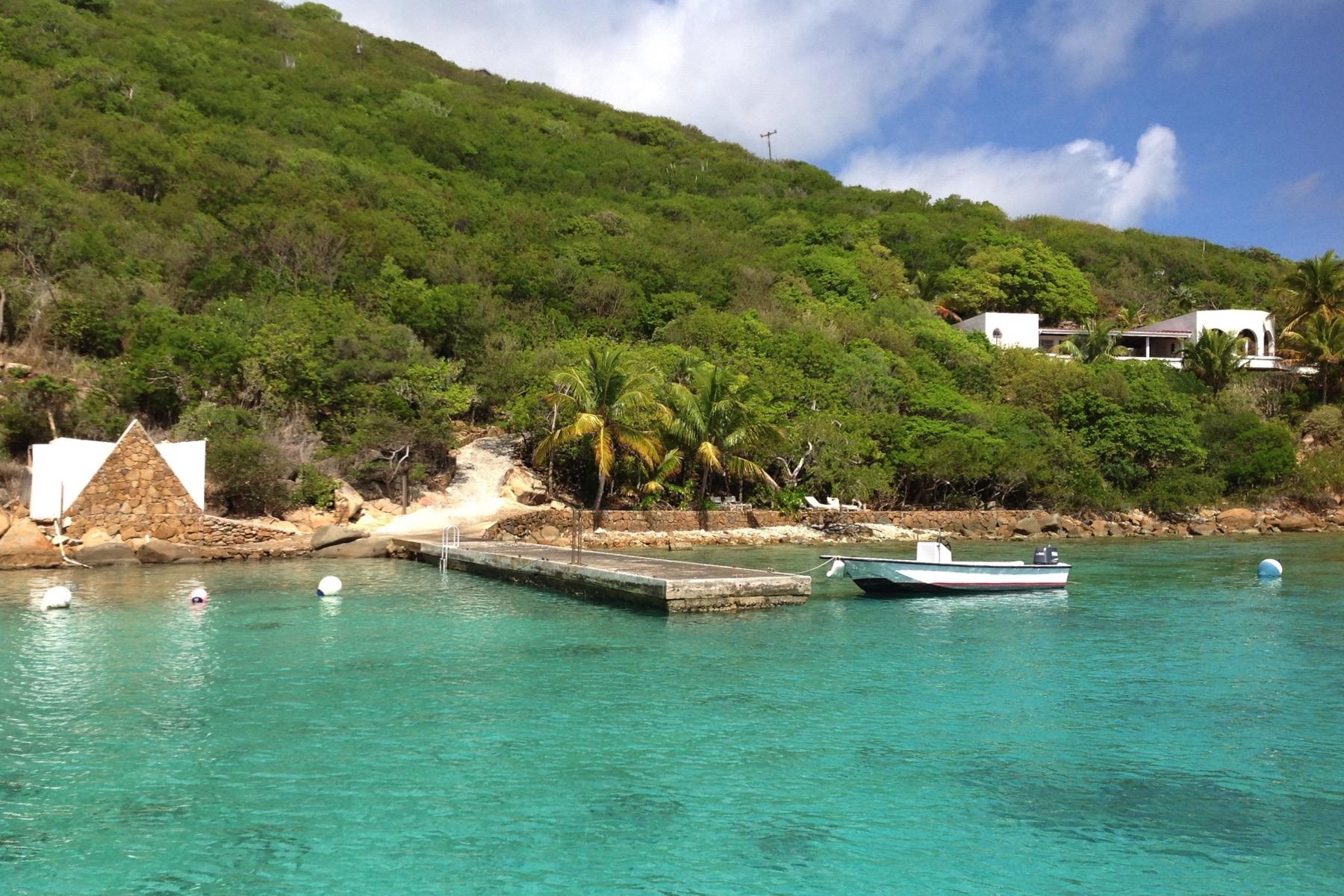 Otras residenciales por un Venta en Cornucopia Indigo Estate, Gran Camanoe Islas Vírgenes Británicas