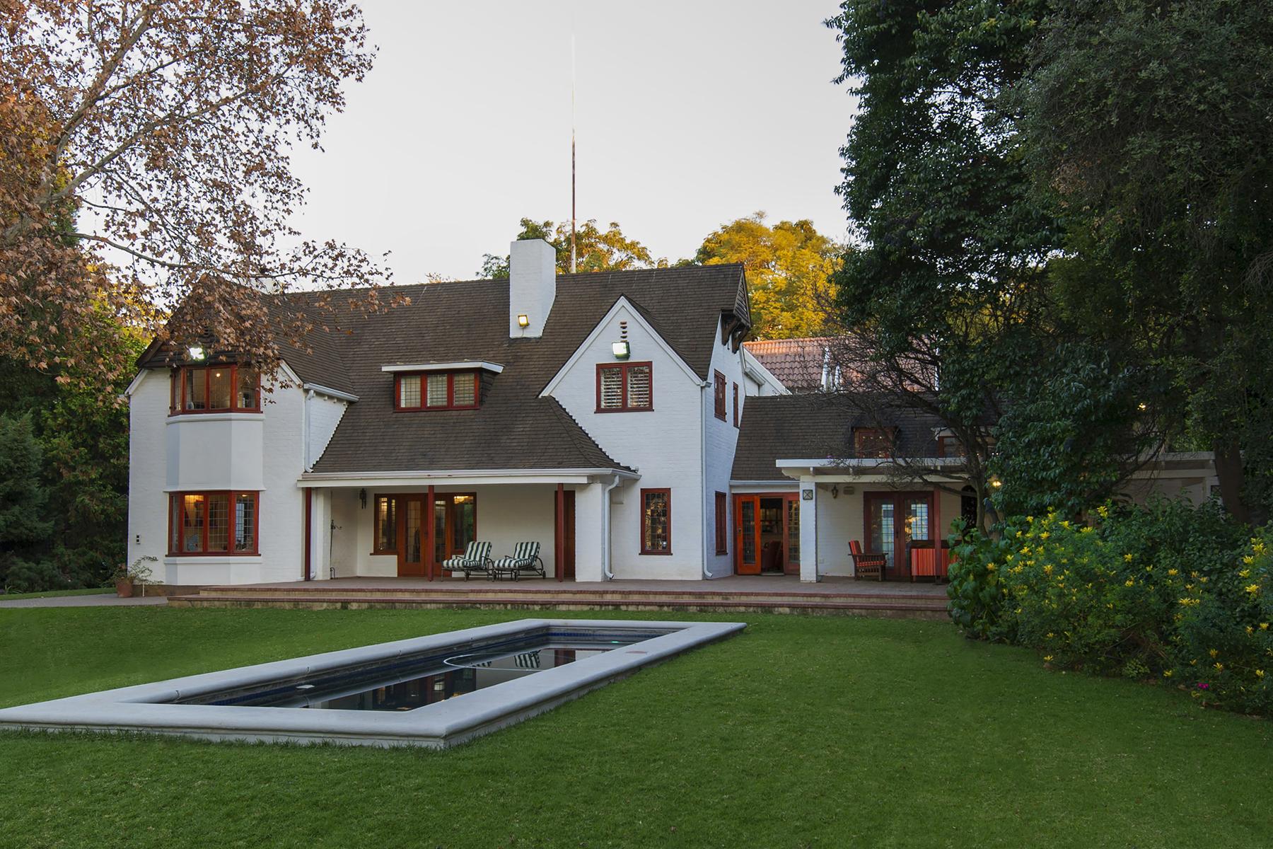 Casa Unifamiliar por un Venta en Linksfield North Johannesburg, Provincia De Gauteng, 2007 Sudáfrica