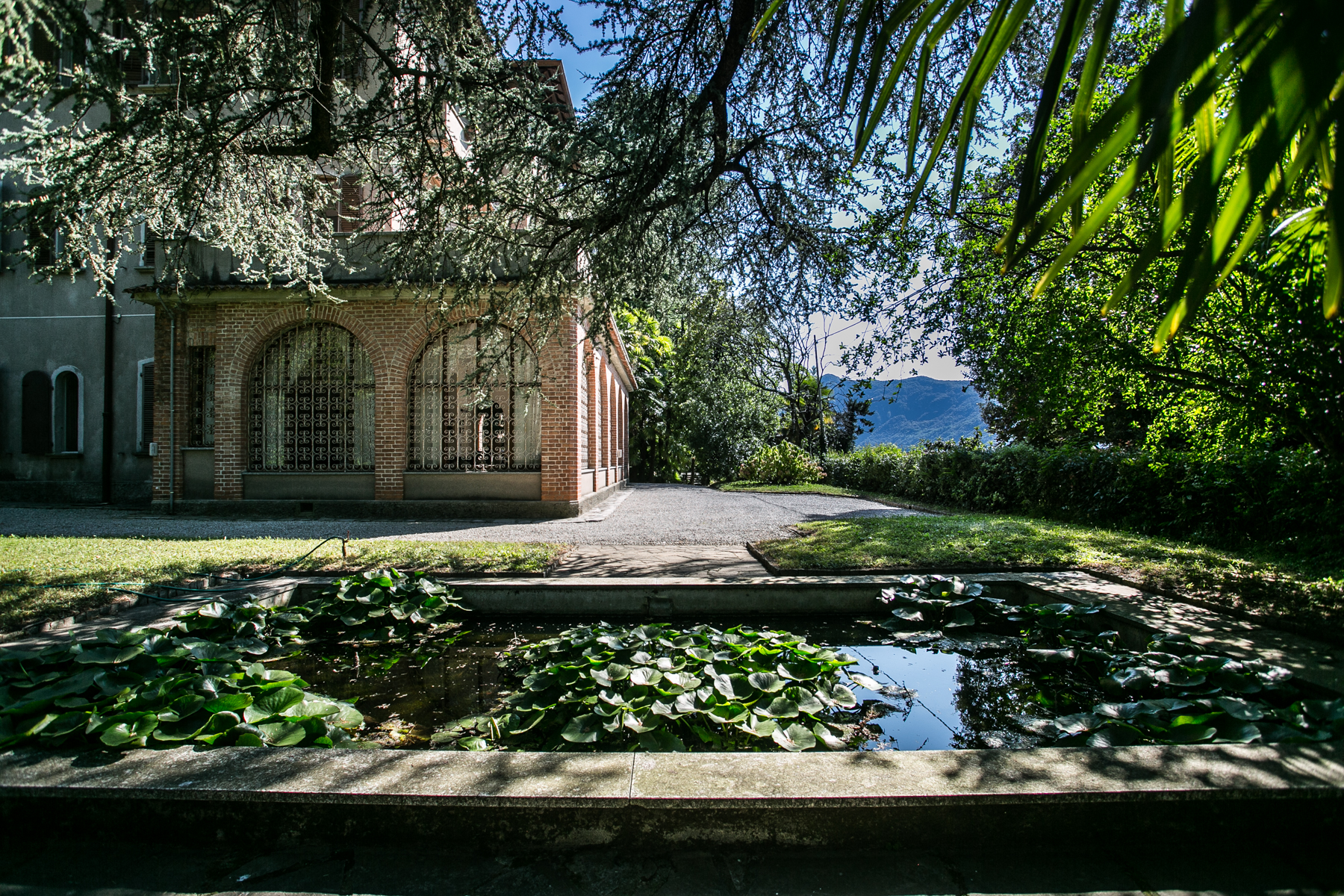 Additional photo for property listing at Splendid villa of the first years of '900 Via Ducale Lierna, Lecco 23827 Italy