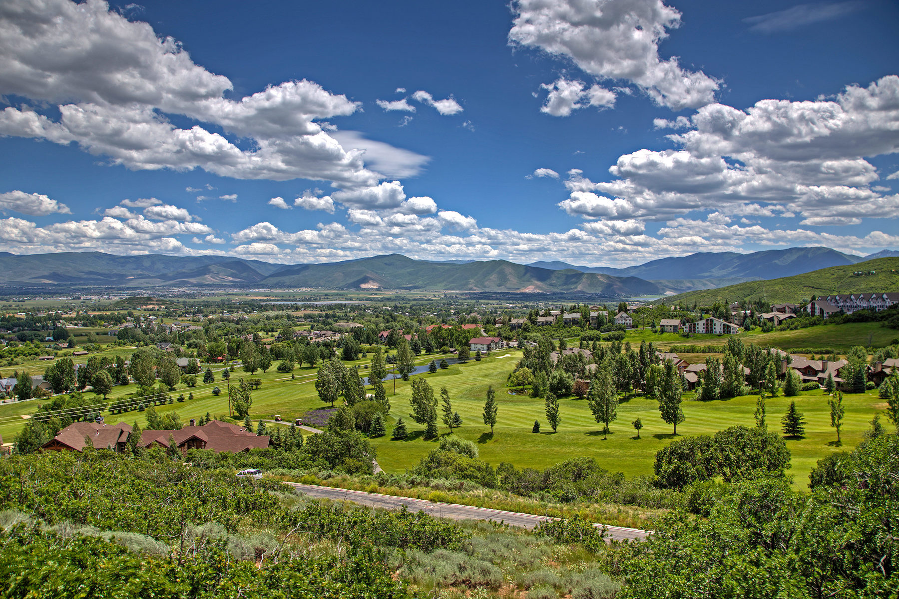 Terrain pour l Vente à Spectacular Turnberry Woods Lot 1104 W Links Dr Lot 28 Midway, Utah 84049 États-Unis