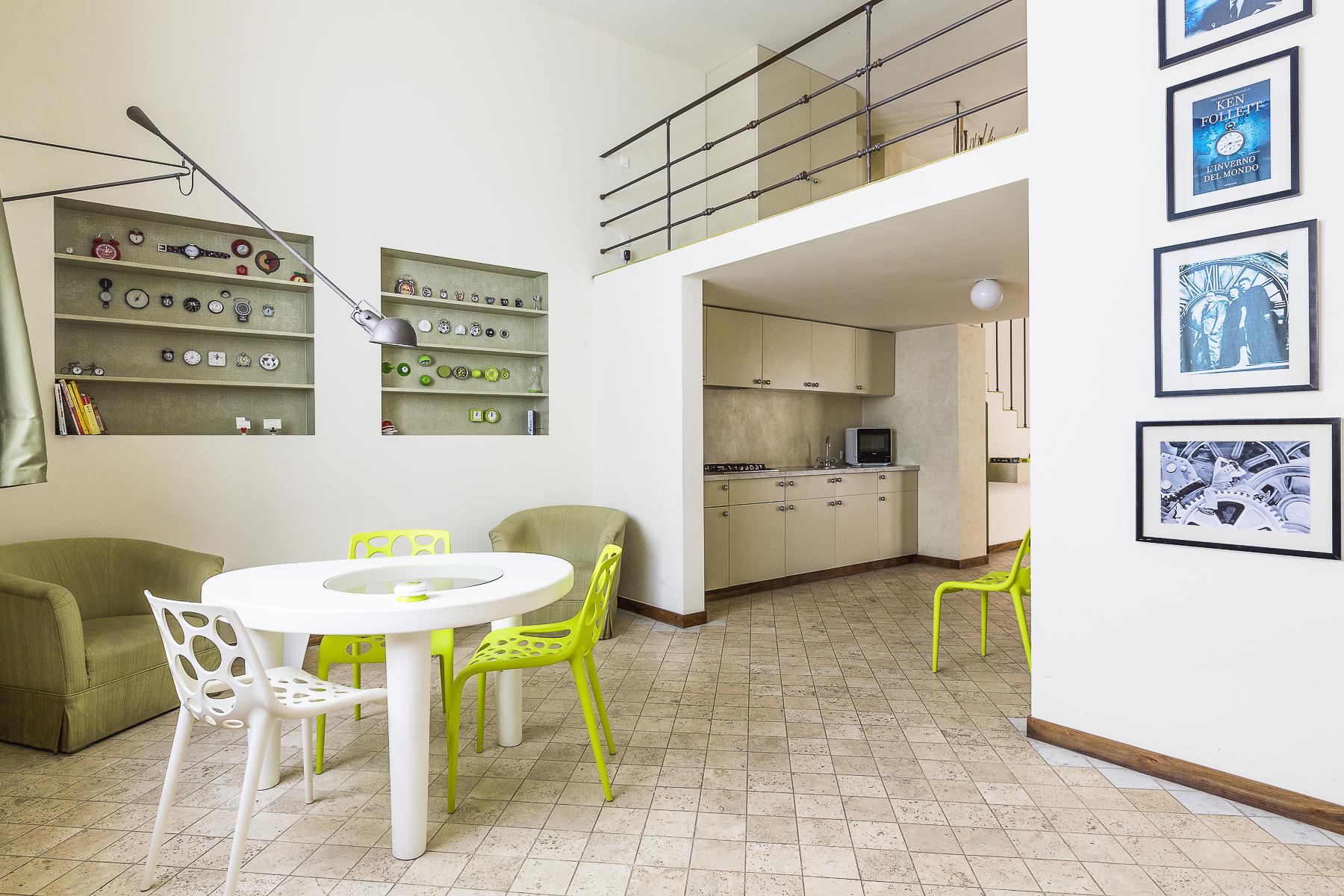 Apartamento por un Venta en Incredibile property in the Milan of the Roman Era Via Vetere Milano, Milan 20121 Italia