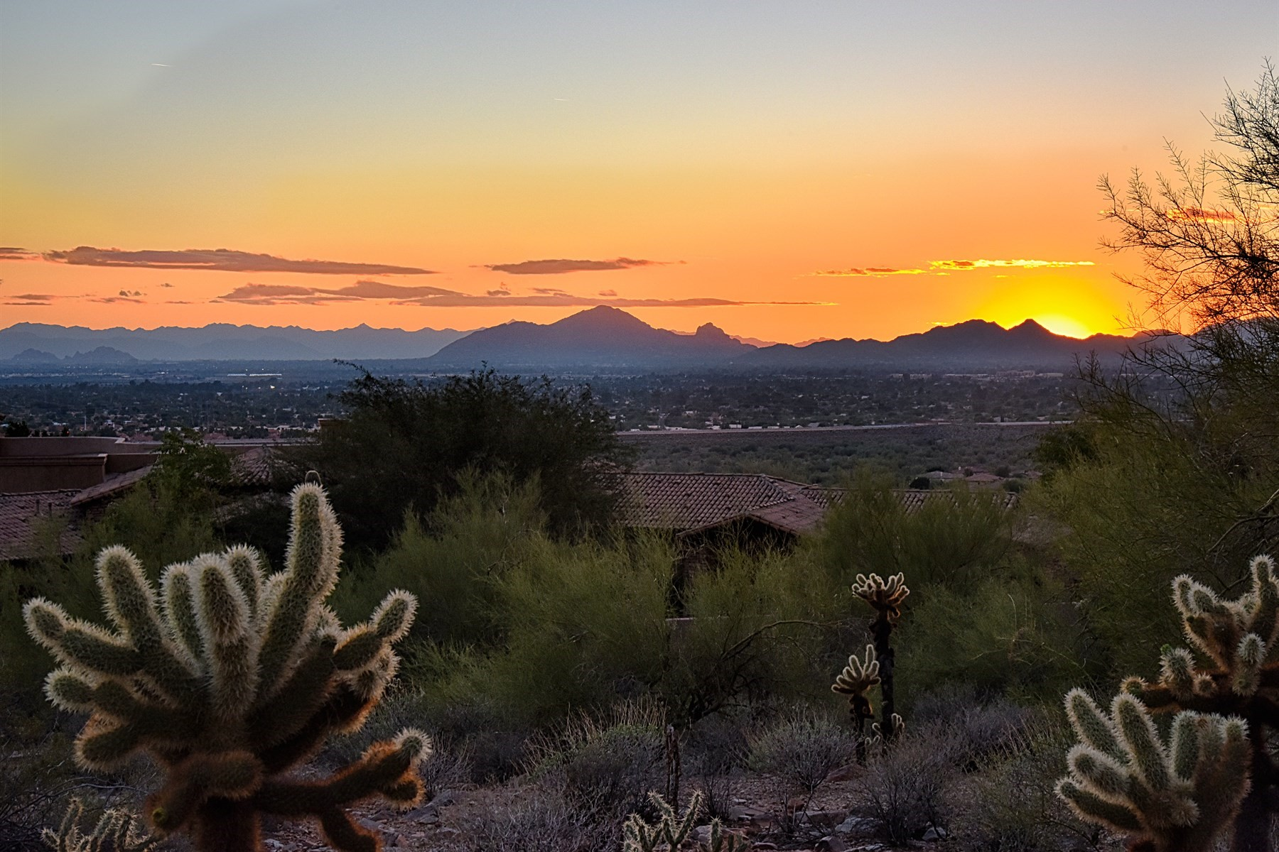 Single Family Home for Sale at Amazing opportunity to build a magnificent home with views 11762 E Dreyfus Ave Scottsdale, Arizona, 85259 United States