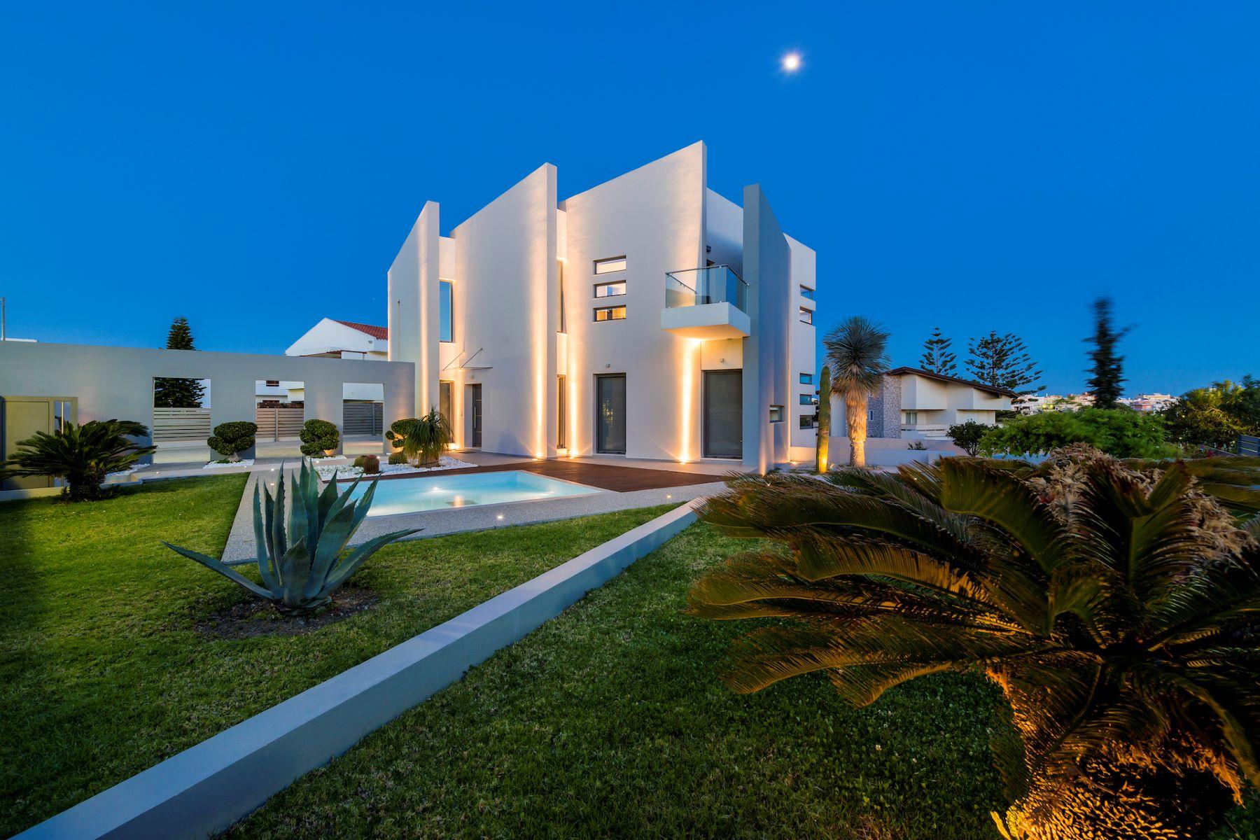 Vivienda unifamiliar por un Venta en Exclusive Residence Rhodes, Egeo Meridional, Grecia
