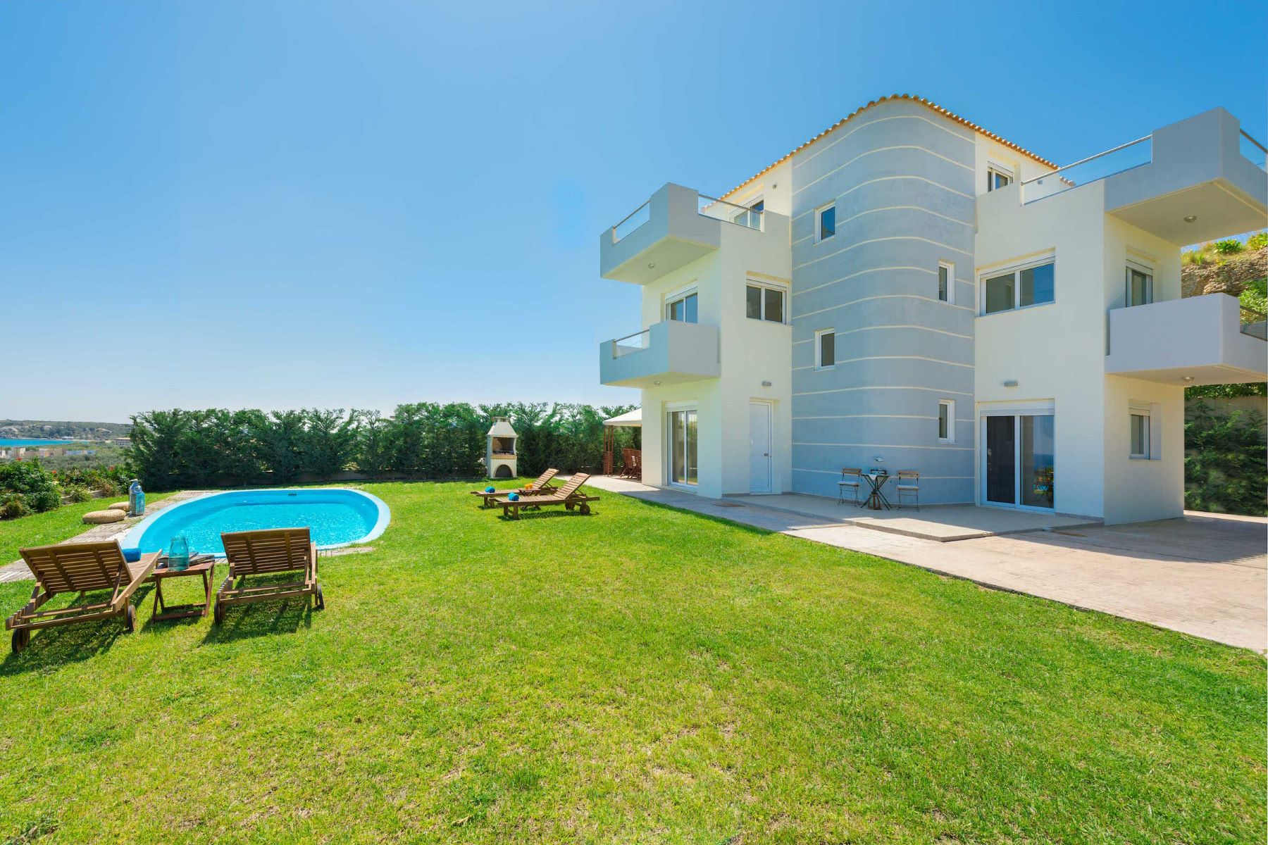 Single Family Home for Sale at Hill Top Views Trapezia, Afandou Hilltop Views Rhodes, Southern Aegean, 85103 Greece