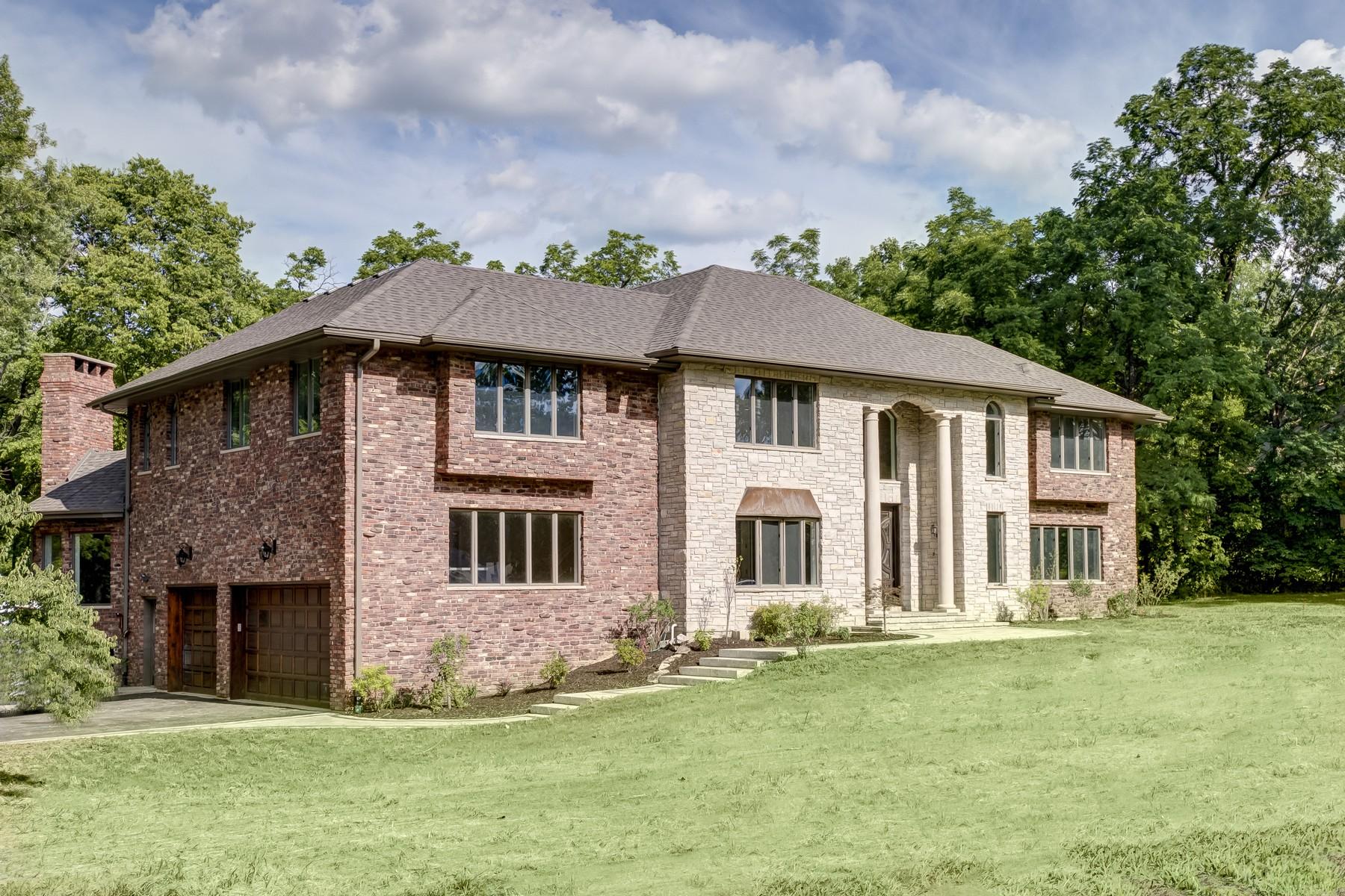 一戸建て のために 売買 アット Gorgeous Custom Built Home 2 Black Walnut Trail Palos Park, イリノイ, 60464 アメリカ合衆国