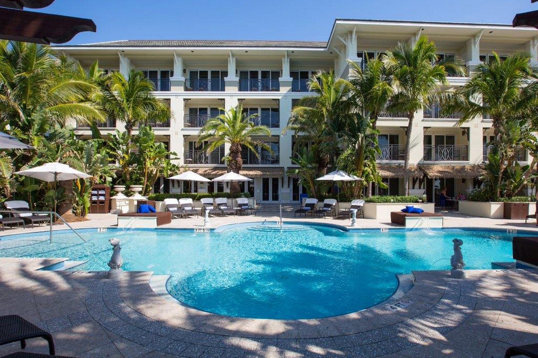 Condominium for Sale at Elegant Oceanfront Condo in Vero Beach Hotel & Spa 3500 Ocean Drive #207 Vero Beach, Florida, 32963 United States