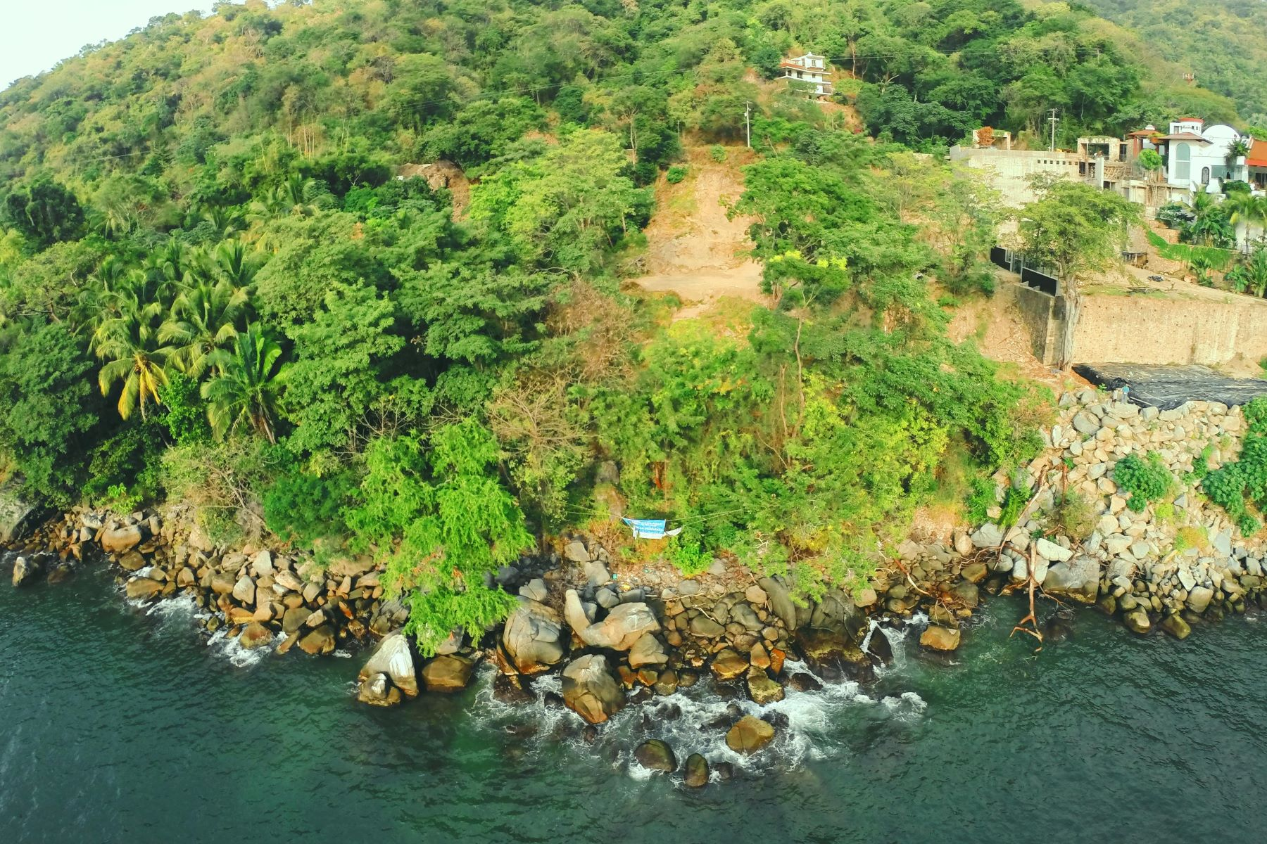 Land for Sale at Paraiso Lot Boca de Tomatlan Lotes 1 y 2, Manzana 5 Puerto Vallarta, 48292 Mexico