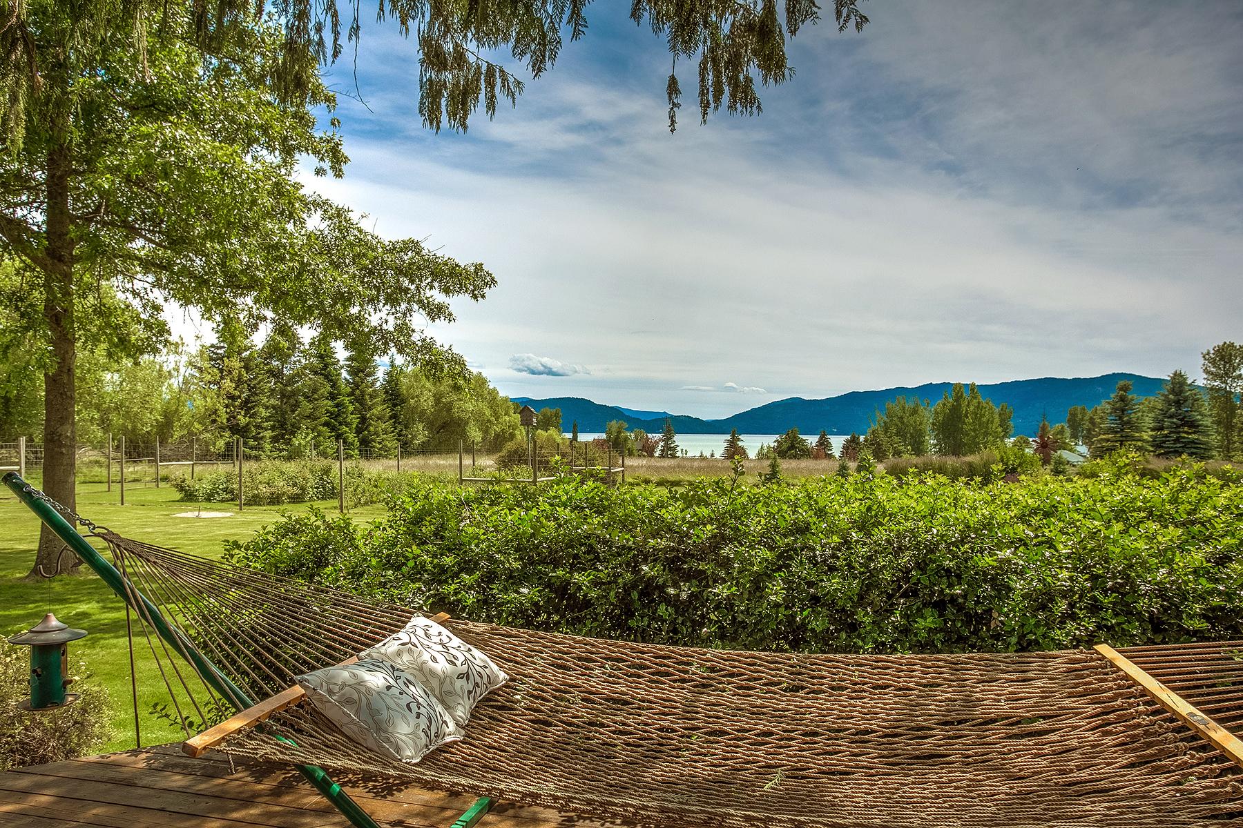 Single Family Home for Sale at Sunnyside Waterfront Estate 327 Sunnyside Sandpoint, Idaho, 83864 United States