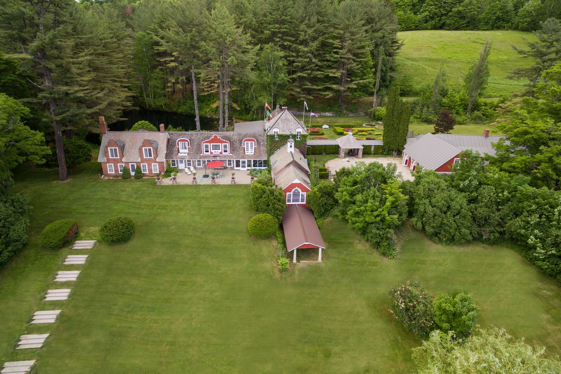 Casa Unifamiliar por un Venta en Reading Farms 188 Reading Farms Road Reading, Vermont, 05062 Estados Unidos