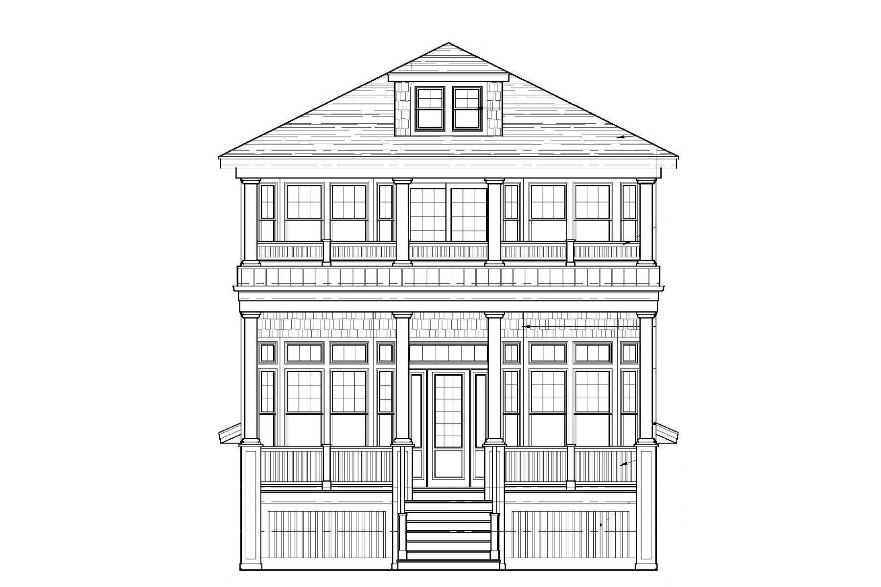 Condominium for Sale at New Construction on Asbury 3533 Asbury Avenue 1st Floor Ocean City, New Jersey, 08226 United States