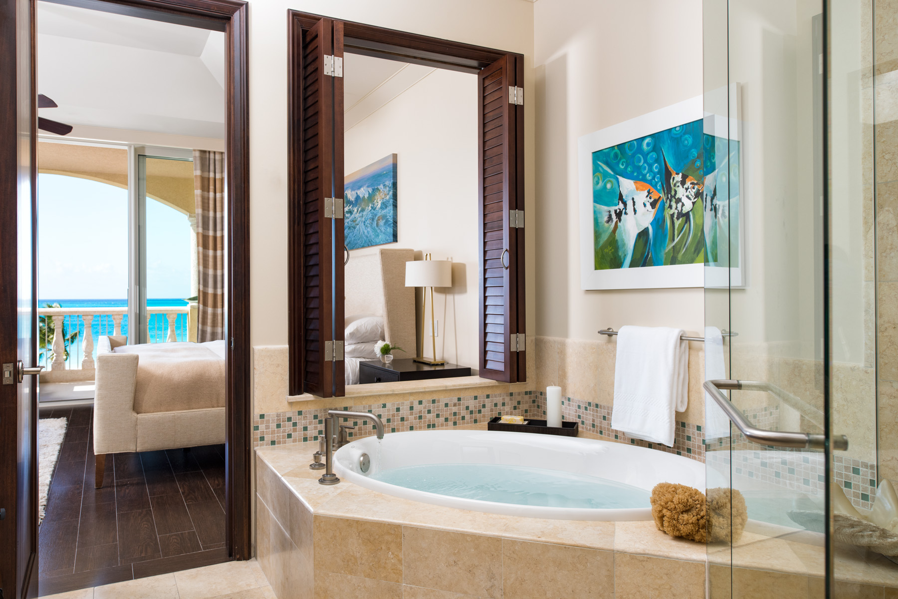 Additional photo for property listing at The Estate at Grace Bay Club G301 Grace Bay Resorts, Grace Bay, Providenciales Turks And Caicos Islands