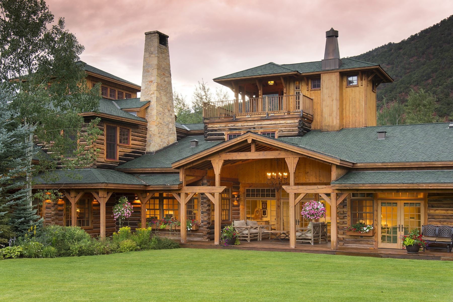 Single Family Homes por un Venta en Meanwhile Ranch 50 E River Ranch Road, Snowmass, Colorado 81654 Estados Unidos