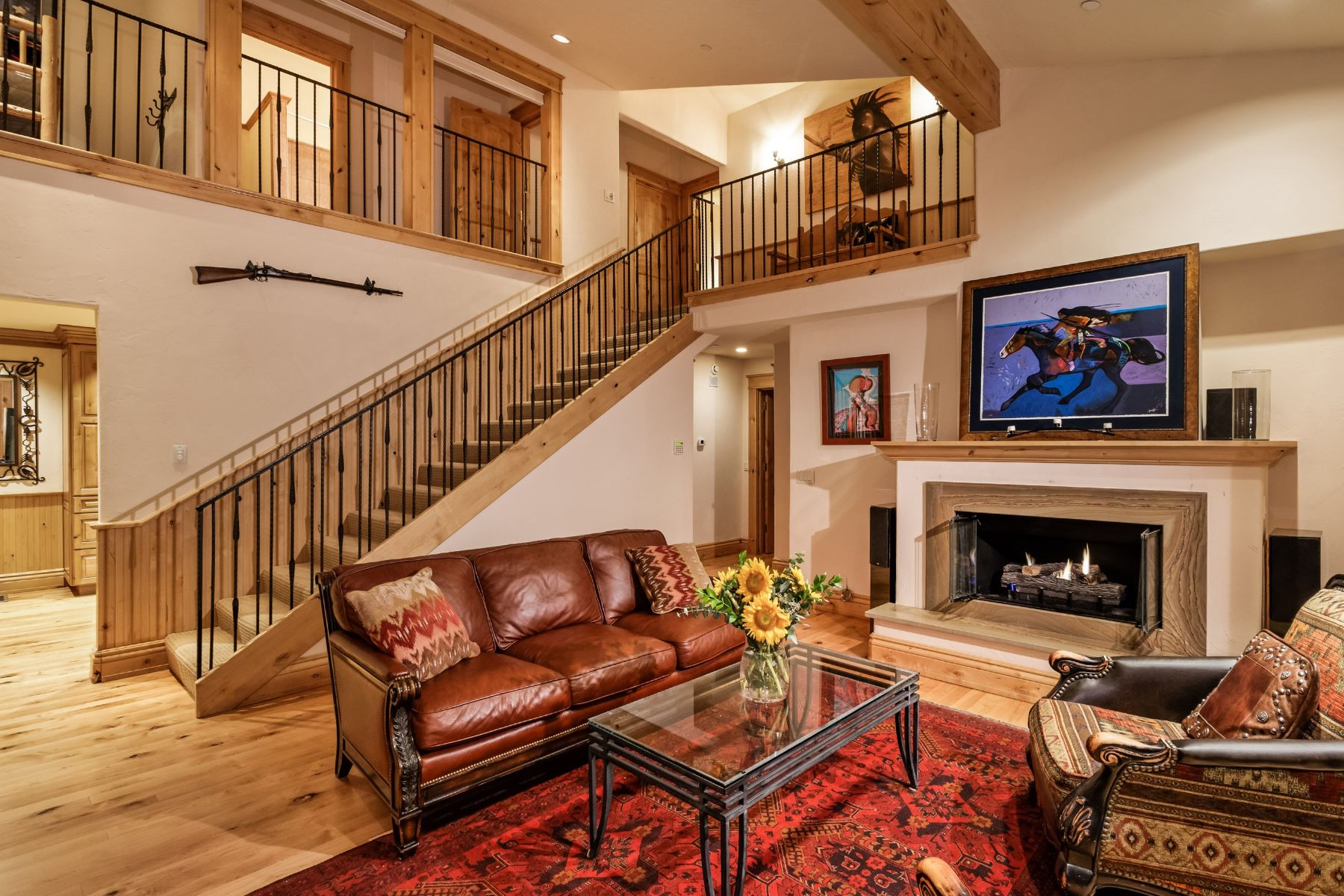 Single Family Home for Sale at Pitkin Mesa Duplex 33 Pitkin Mesa Drive Aspen, Colorado, 81611 United States