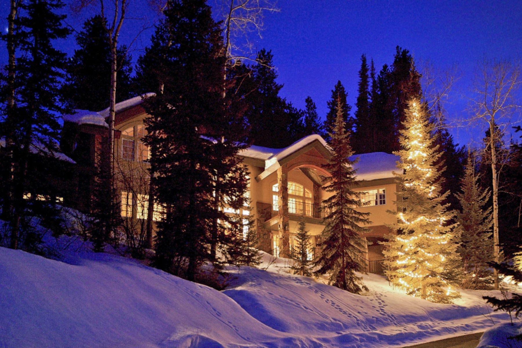 Maison unifamiliale pour l Vente à Dakota Ridge Gem, Lot 54 31645 Aspen Ridge Road Steamboat Springs, Colorado, 80487 États-Unis