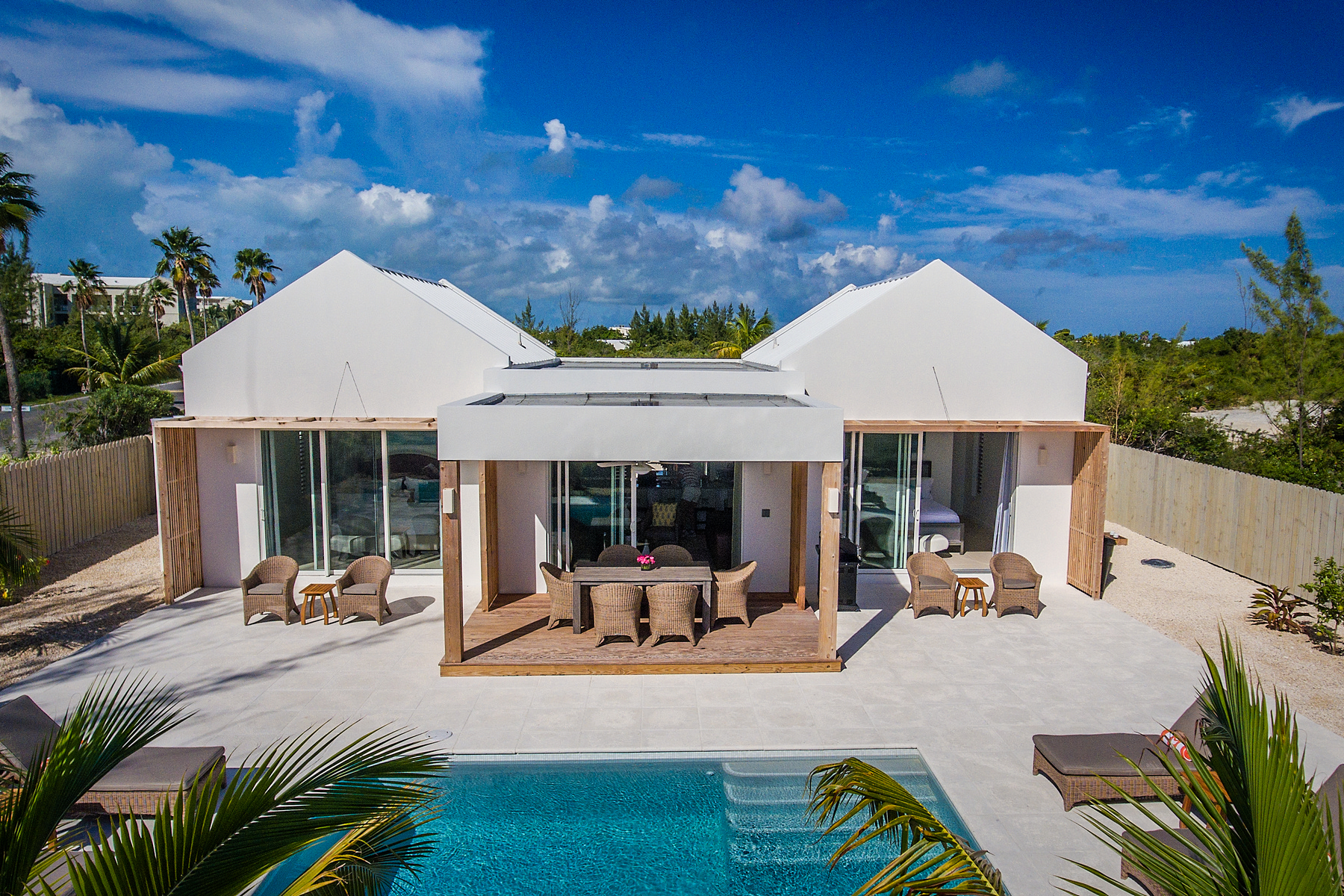 Additional photo for property listing at Caicos Dream Gardenview Leeward, Providenciales TCI Islas Turcas Y Caicos