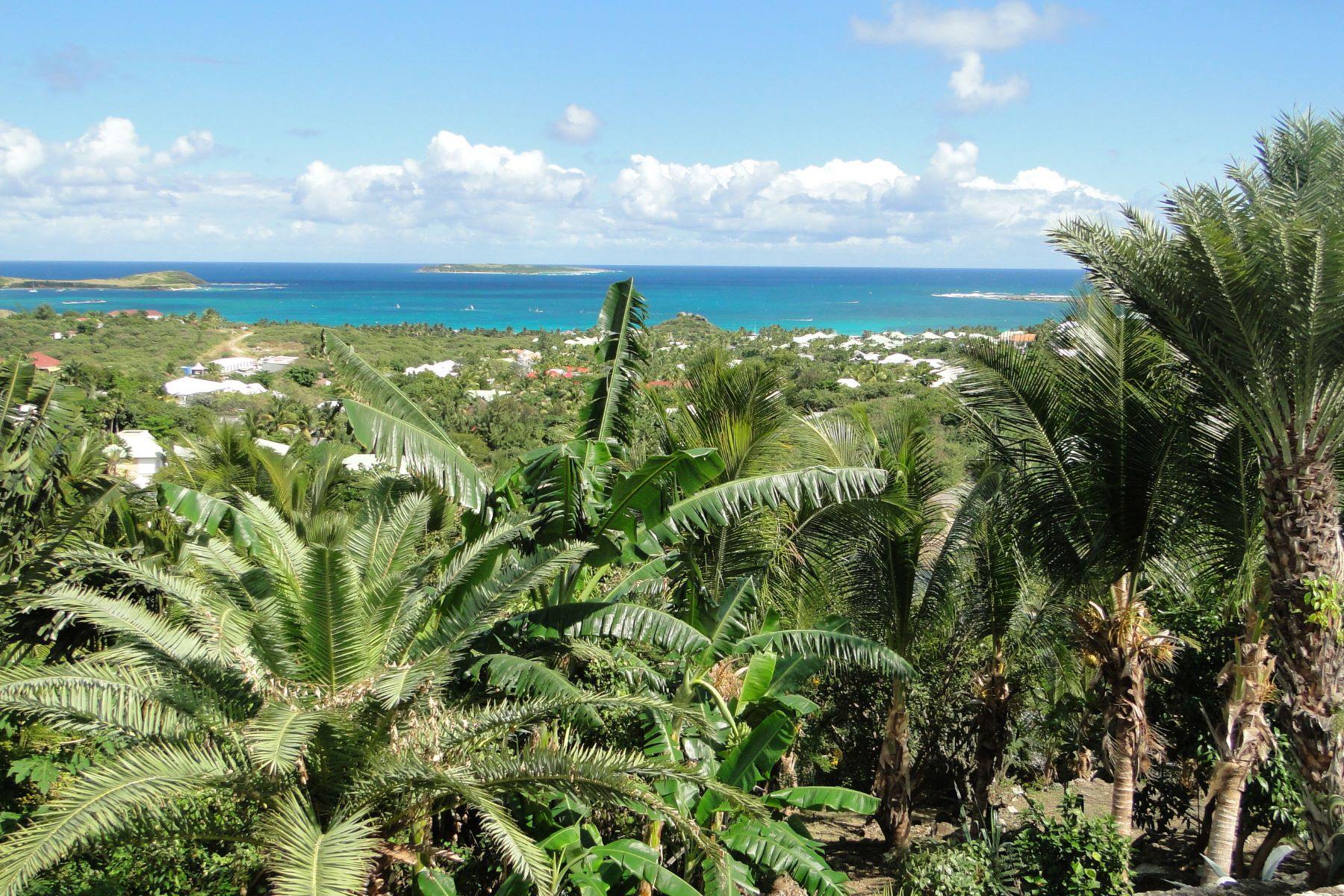 Single Family Homes pour l Vente à Azur View Orient Bay, Cities In Saint Martin 97150 St. Martin