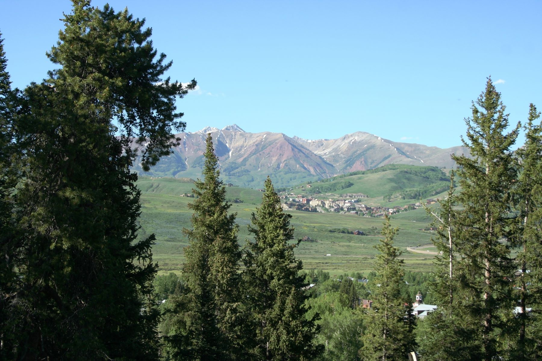 Land for Sale at Stately Homesite 650 Journeys End Road Crested Butte, Colorado, 81224 United States