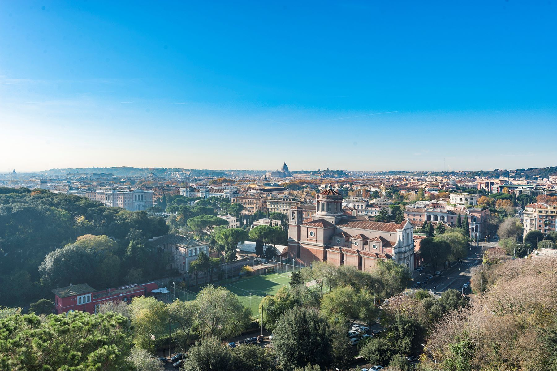 Additional photo for property listing at Magnificent renovated apartment in the Monti Parioli neighborhood Largo Monti Parioli Rome, Rome 00197 Italy